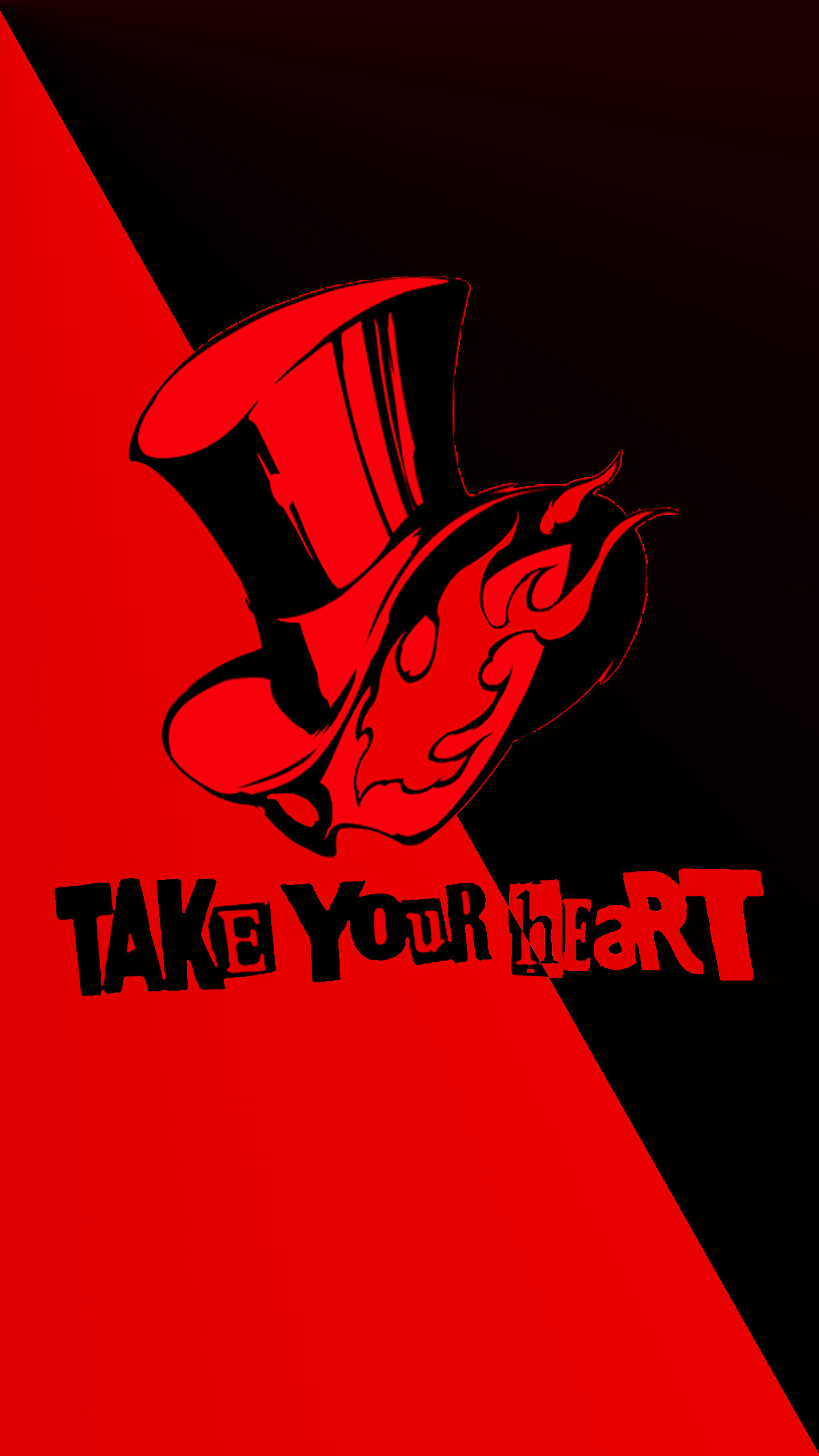 Persona 5 HD Wallpaper for phone