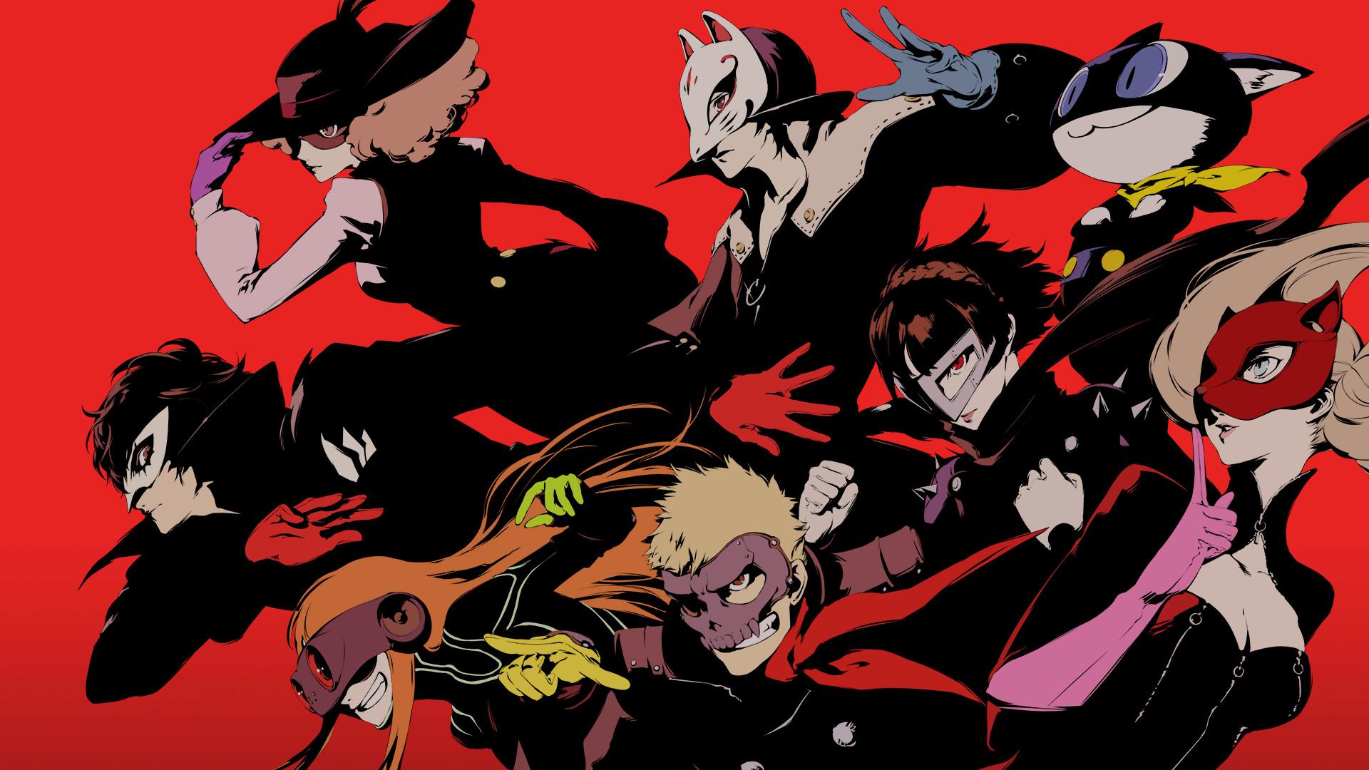 Anime Persona series Persona 5