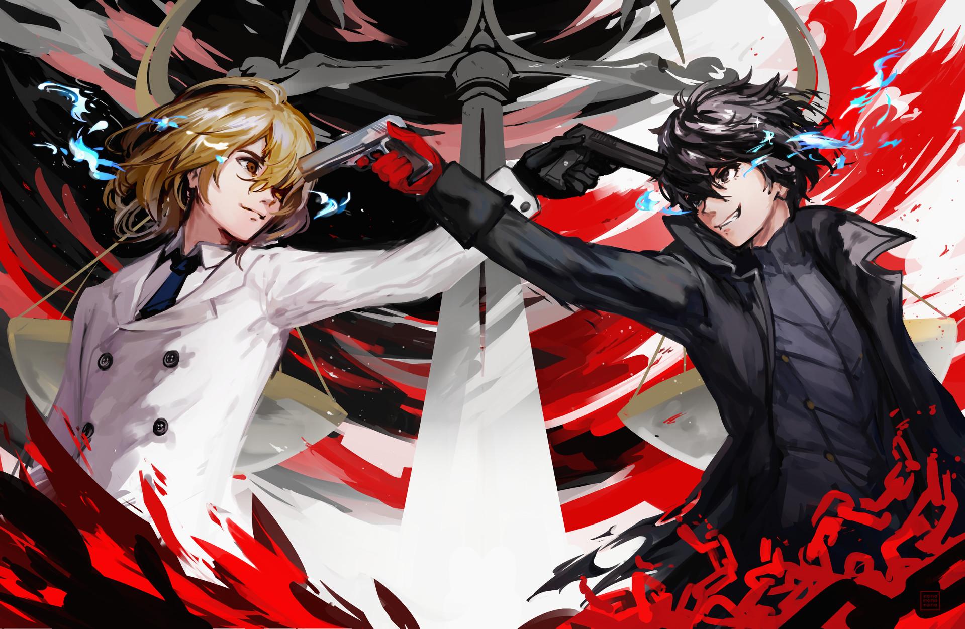 Video Game – Persona 5 Wallpaper