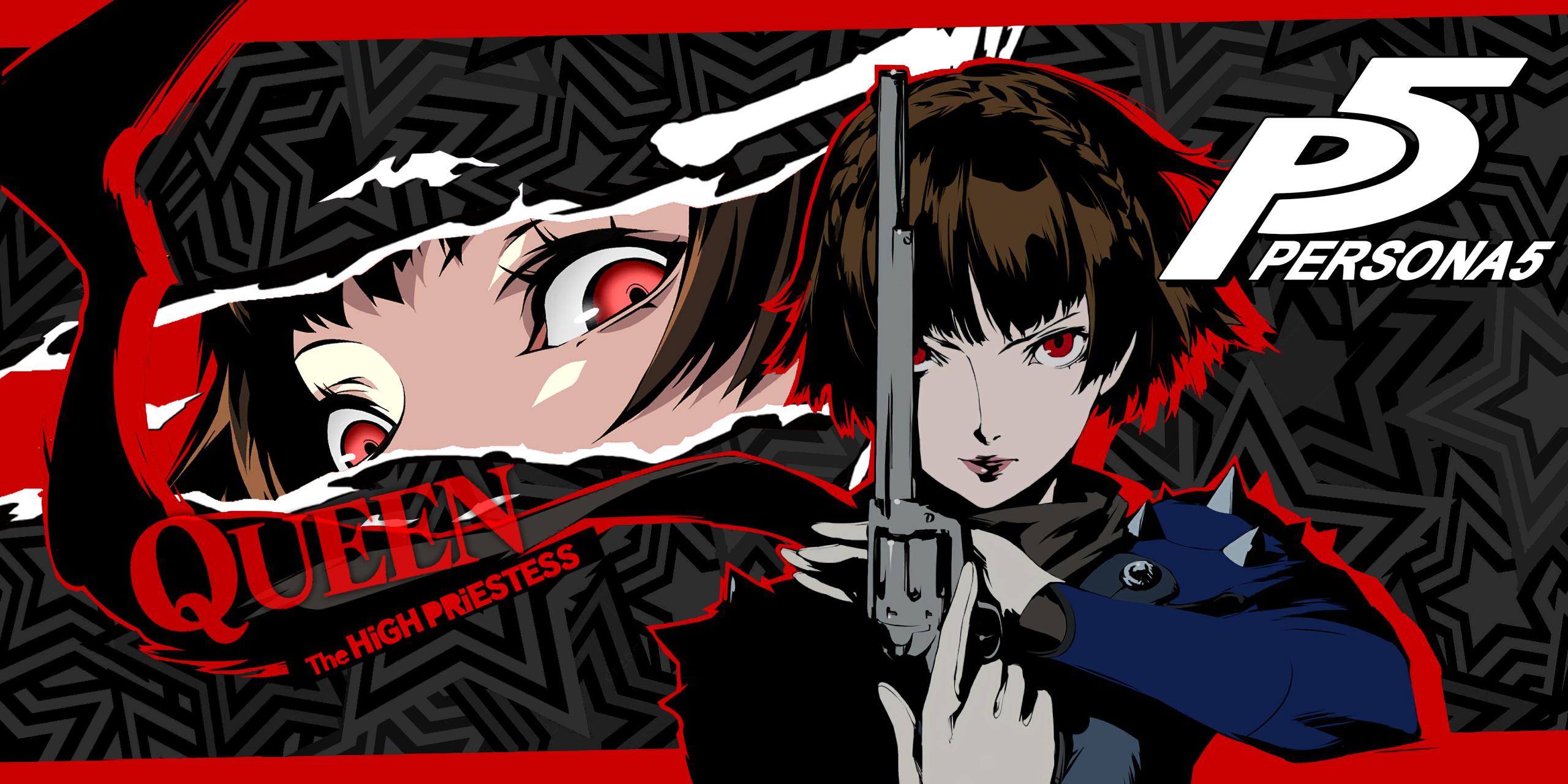 Persona 5 Desktop Wallpaper Dump