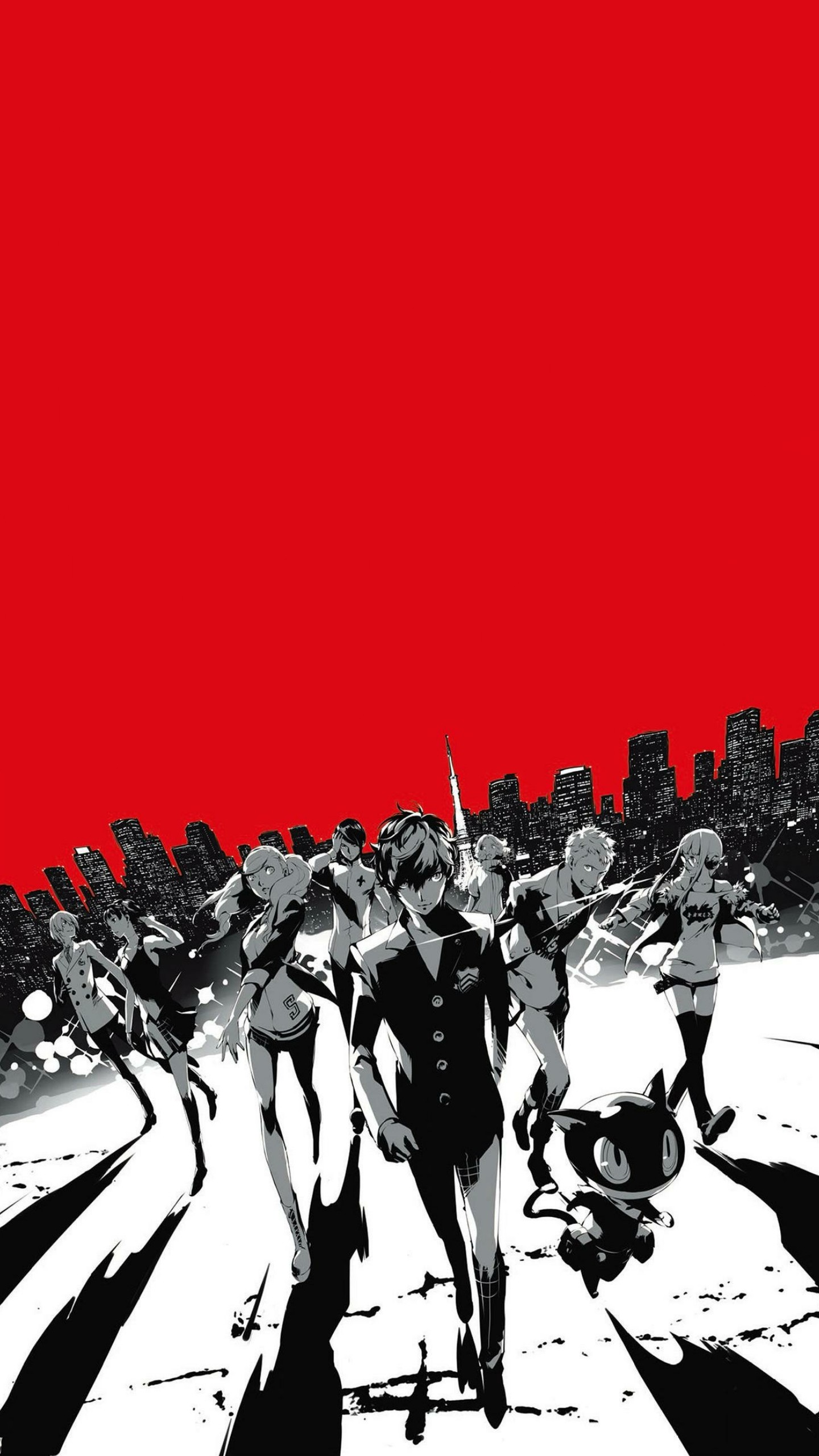 Persona 5 android wallpaper