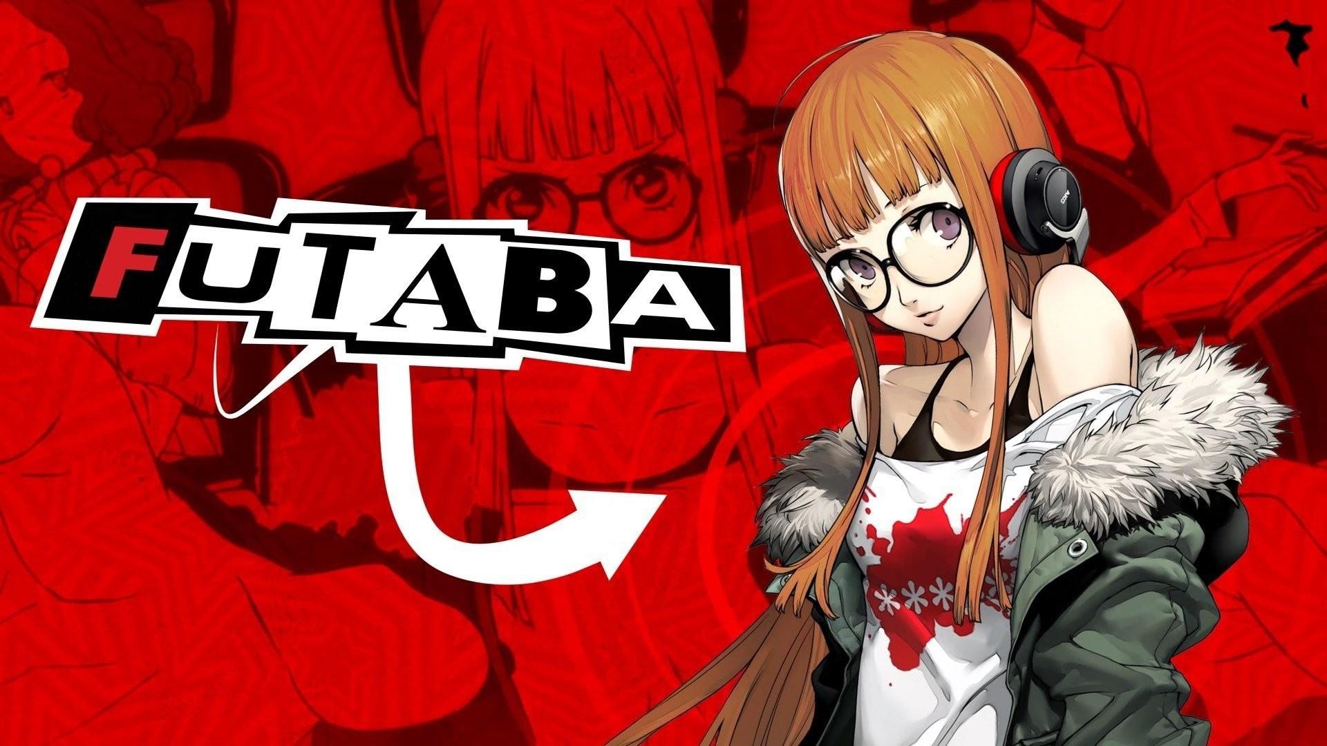 Video Game – Persona 5 Futaba Sakura Wallpaper