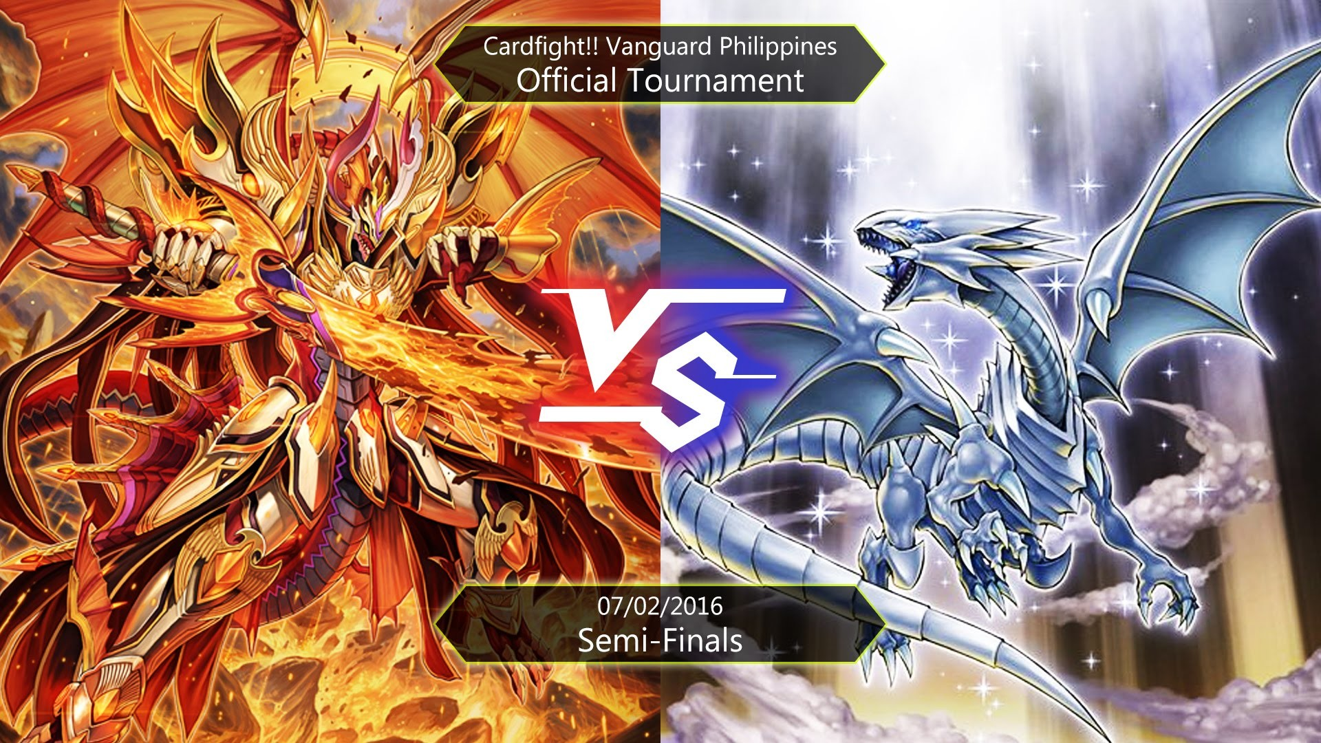 """Overlord Vs """"Blue-Eyes White Dragon"""" – Cardfight!! Vanguard Philippines"""