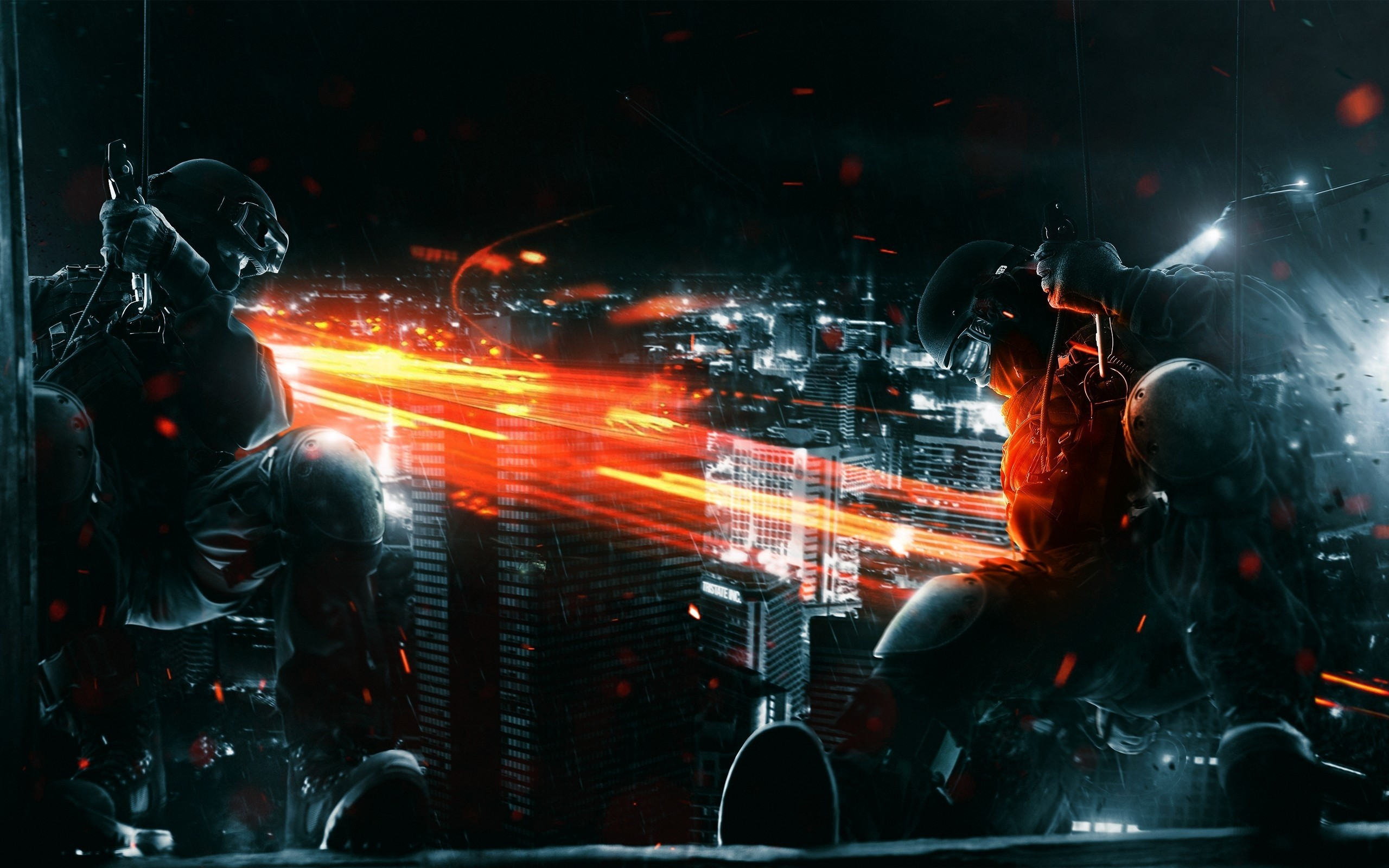 Battlefield 3 Spec Ops – Wallpapers HD