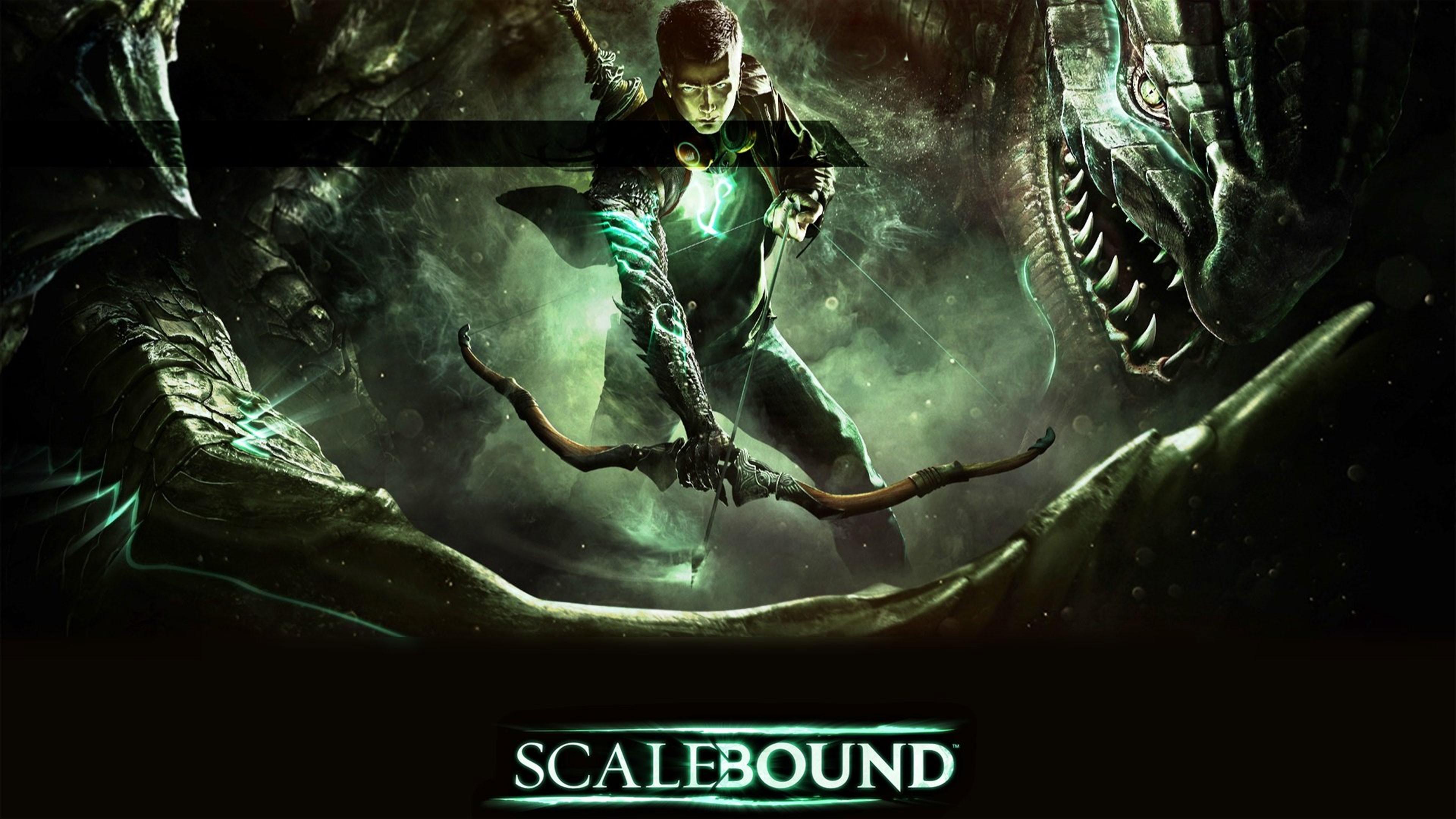 Scalebound 4K Wallpaper …