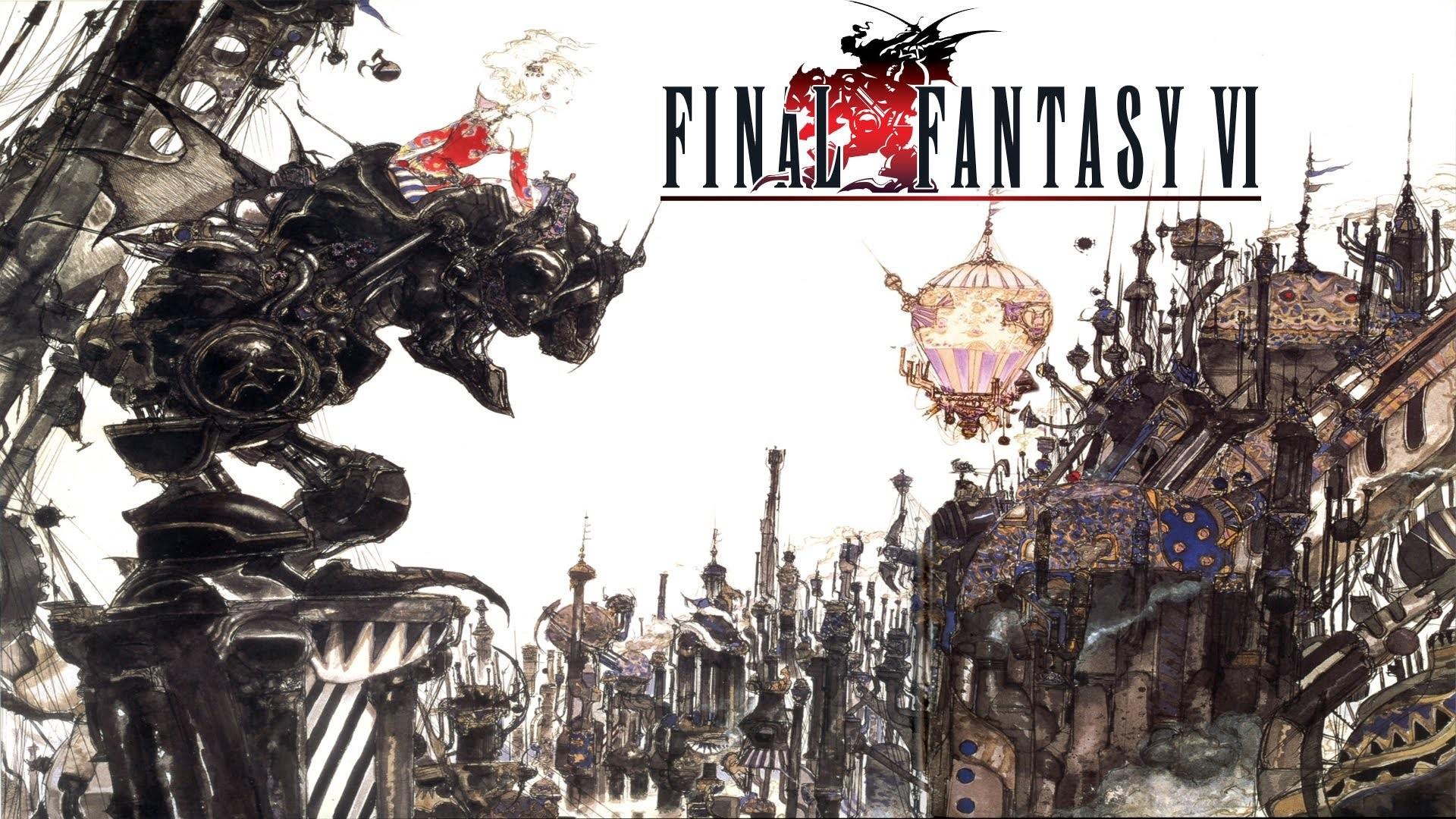 Final Fantasy Wallpapers – FFVI   All things Final Fantasy