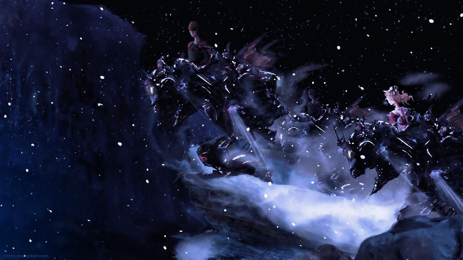 … Final Fantasy VI – Fanart – Background …