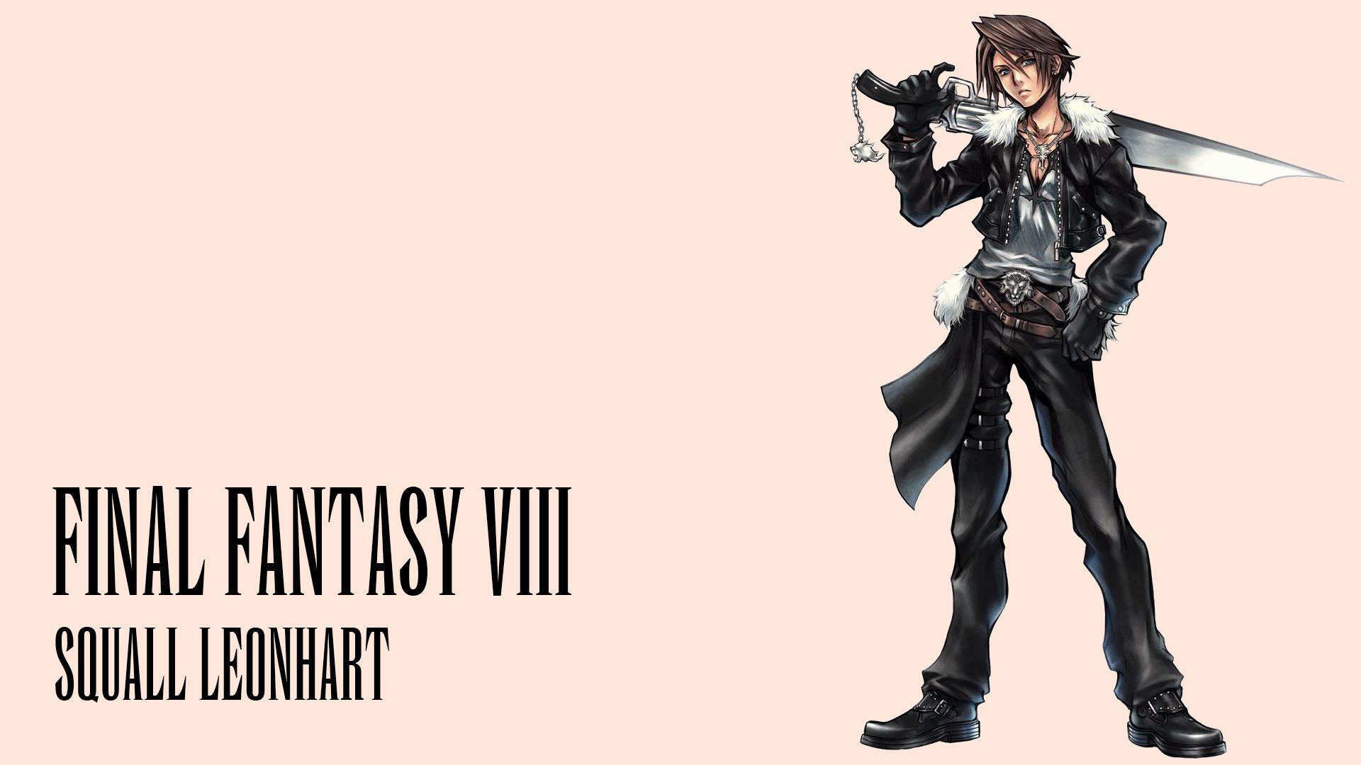 HD Wallpaper   Background ID:327033. Video Game Final Fantasy VIII