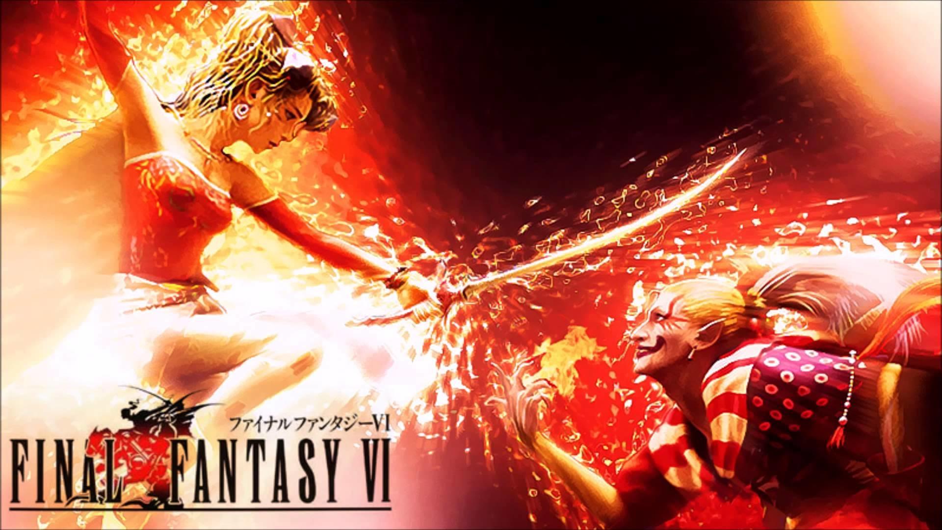 Kefka (Cefca) (Piano) – Final Fantasy VI