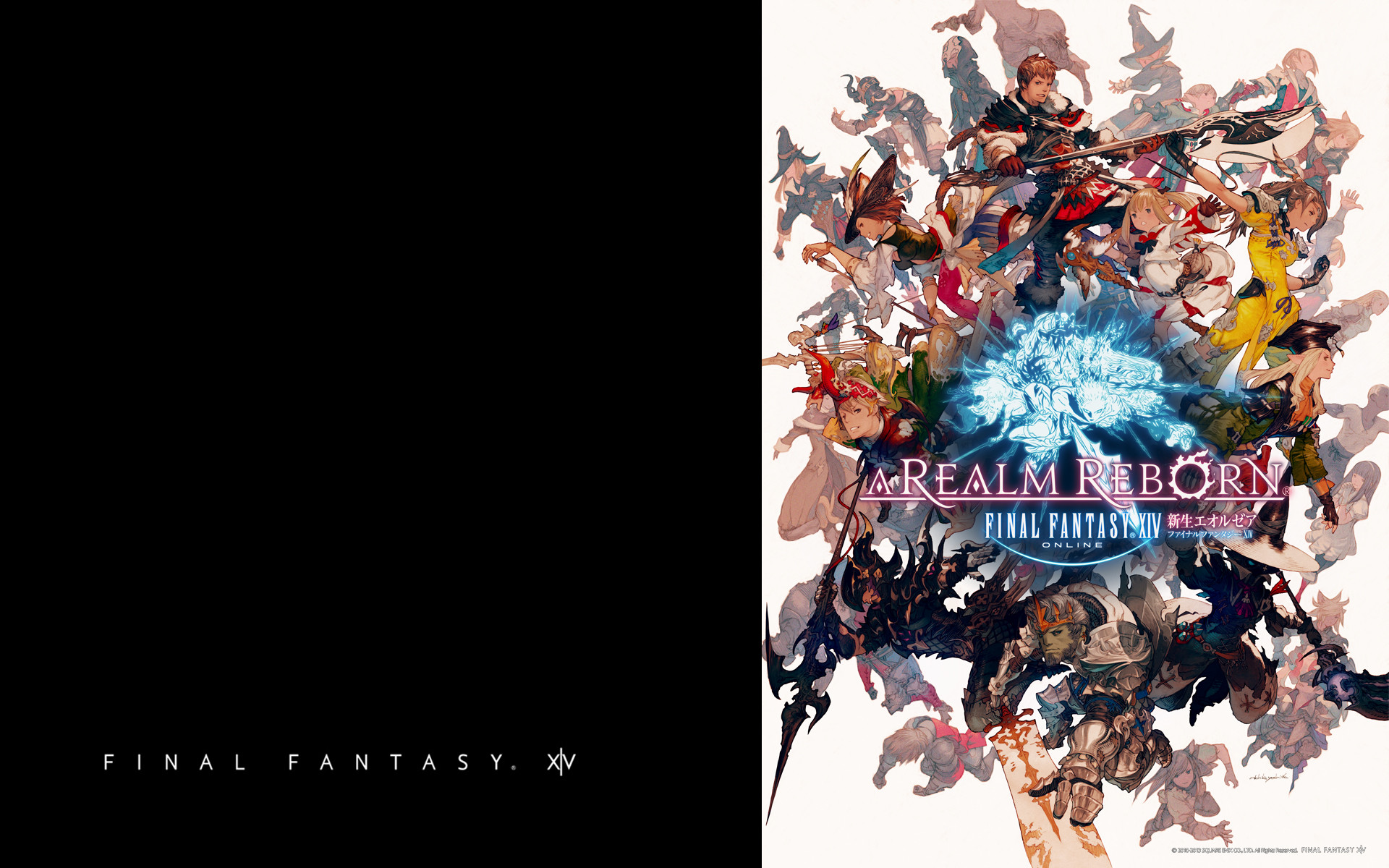 Image – XIV Wallpaper 07.jpg   Final Fantasy Wiki   FANDOM powered by Wikia