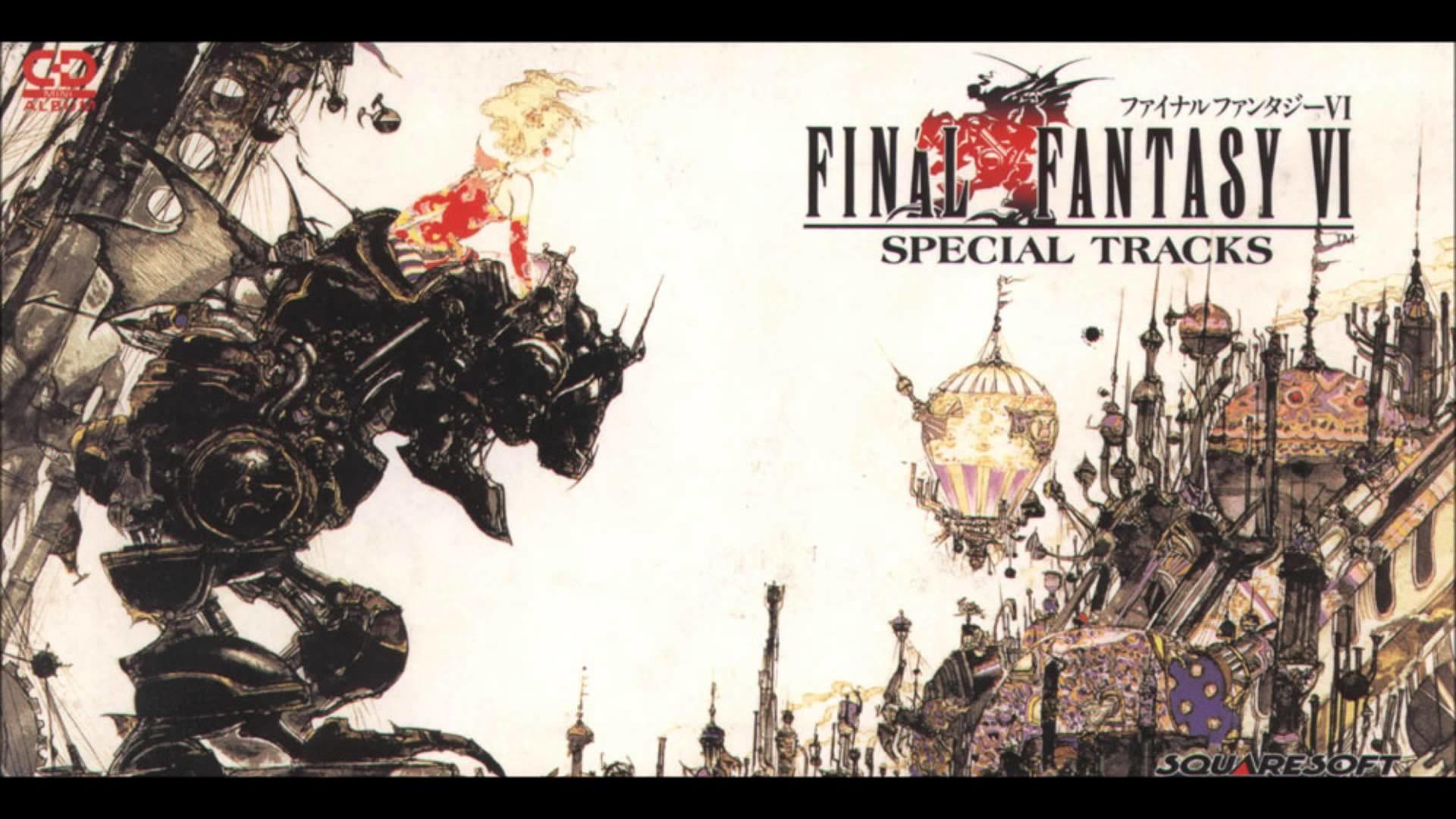 Final Fantasy VI – The Wild West Cover