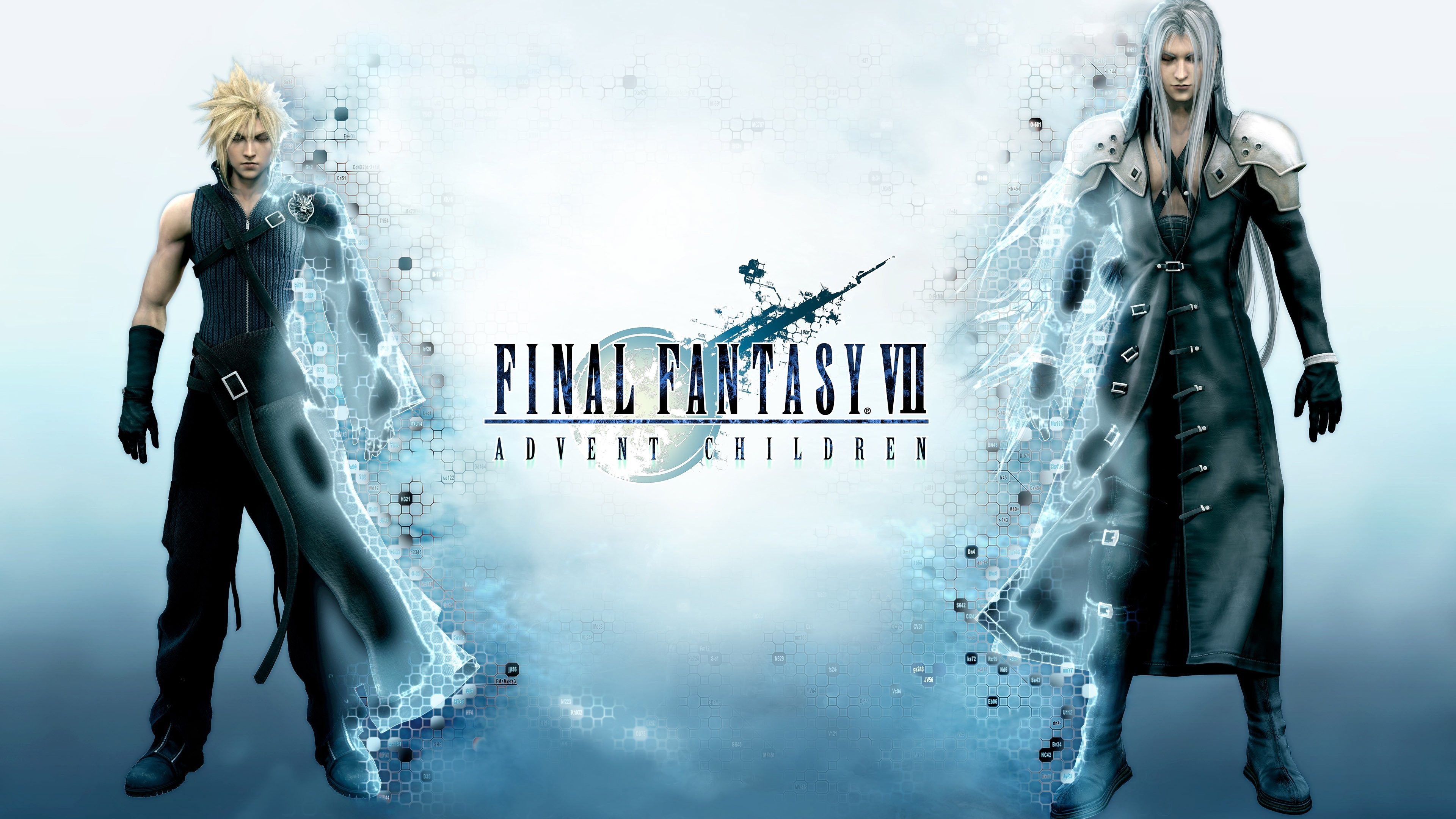 Cloud Strife And Sephiroth – Final Fantasy VII …