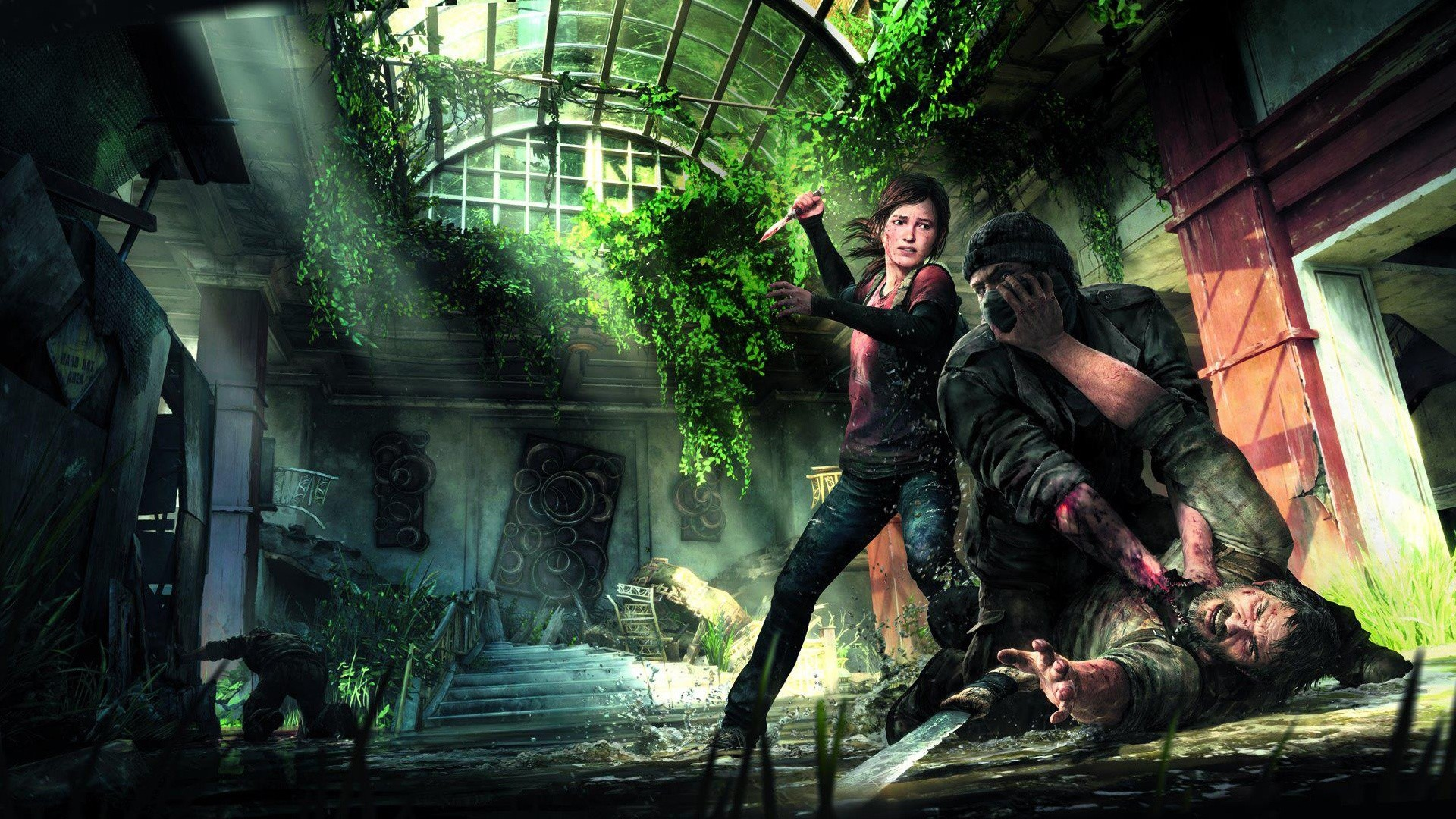 the last of us ps3 game wallpaper