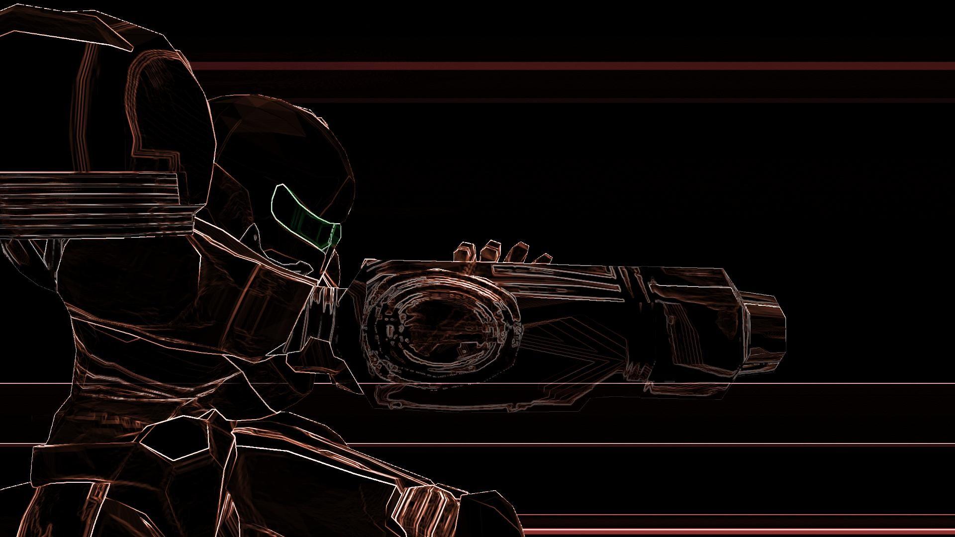 Neon-Metroid-Wallpaper-by-MachRiderZ