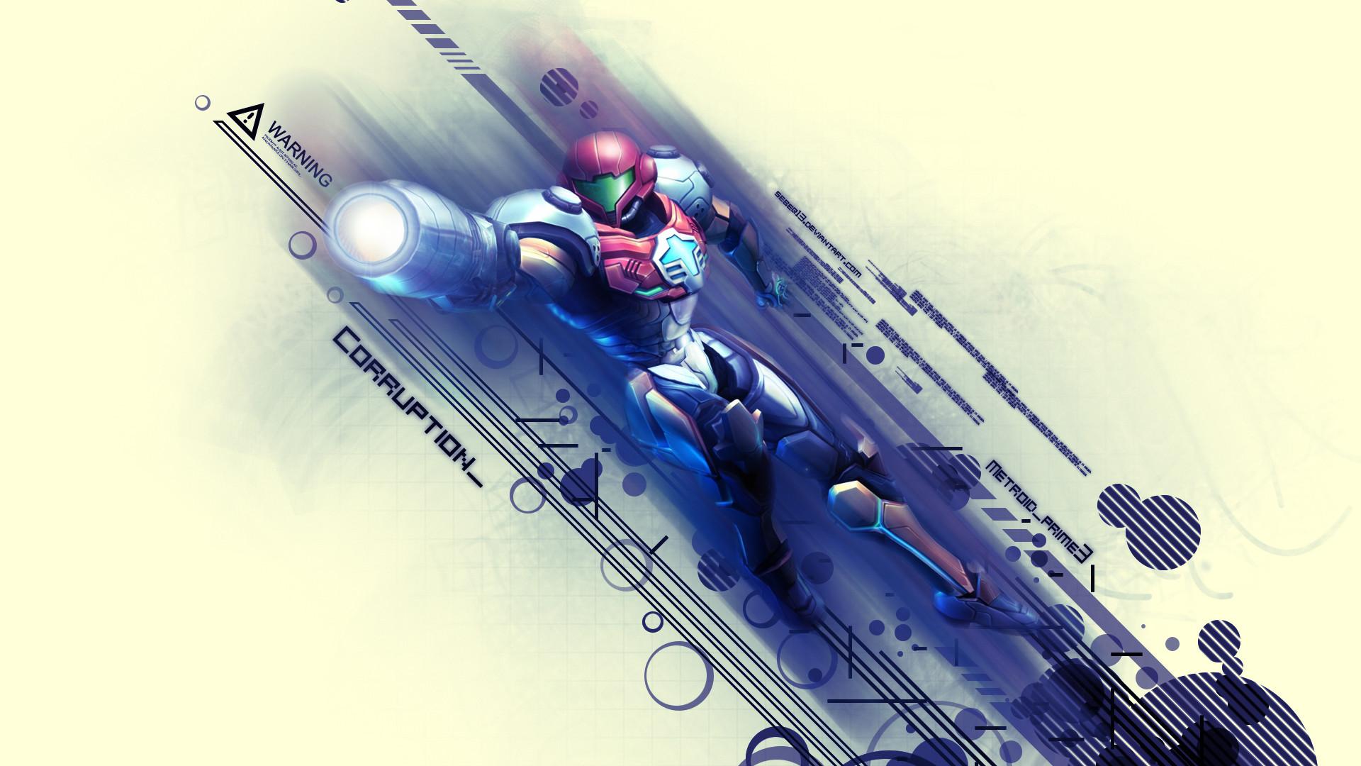 Metroid Prime 3 wallpaper by sEbeQ13 Metroid Prime 3 wallpaper by sEbeQ13