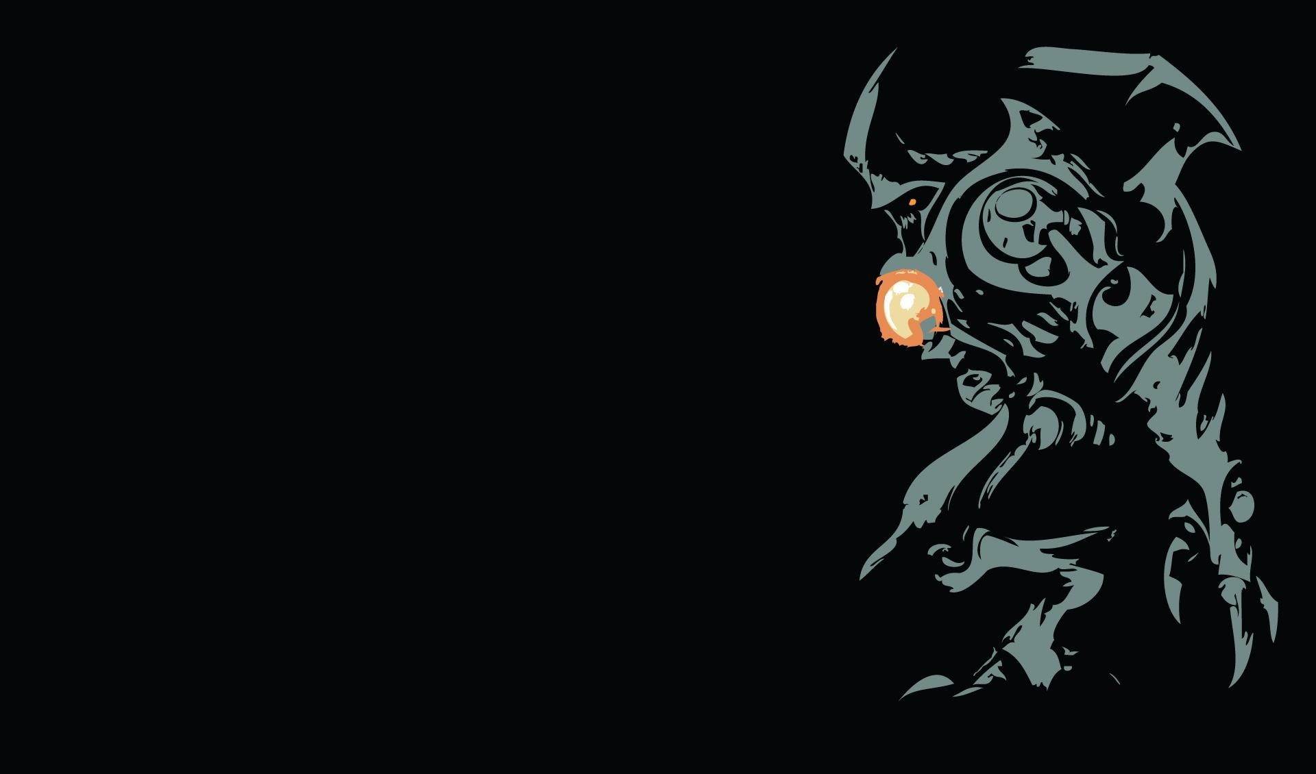 Omega Pirate – Metroid Prime Wallpapers HD Download