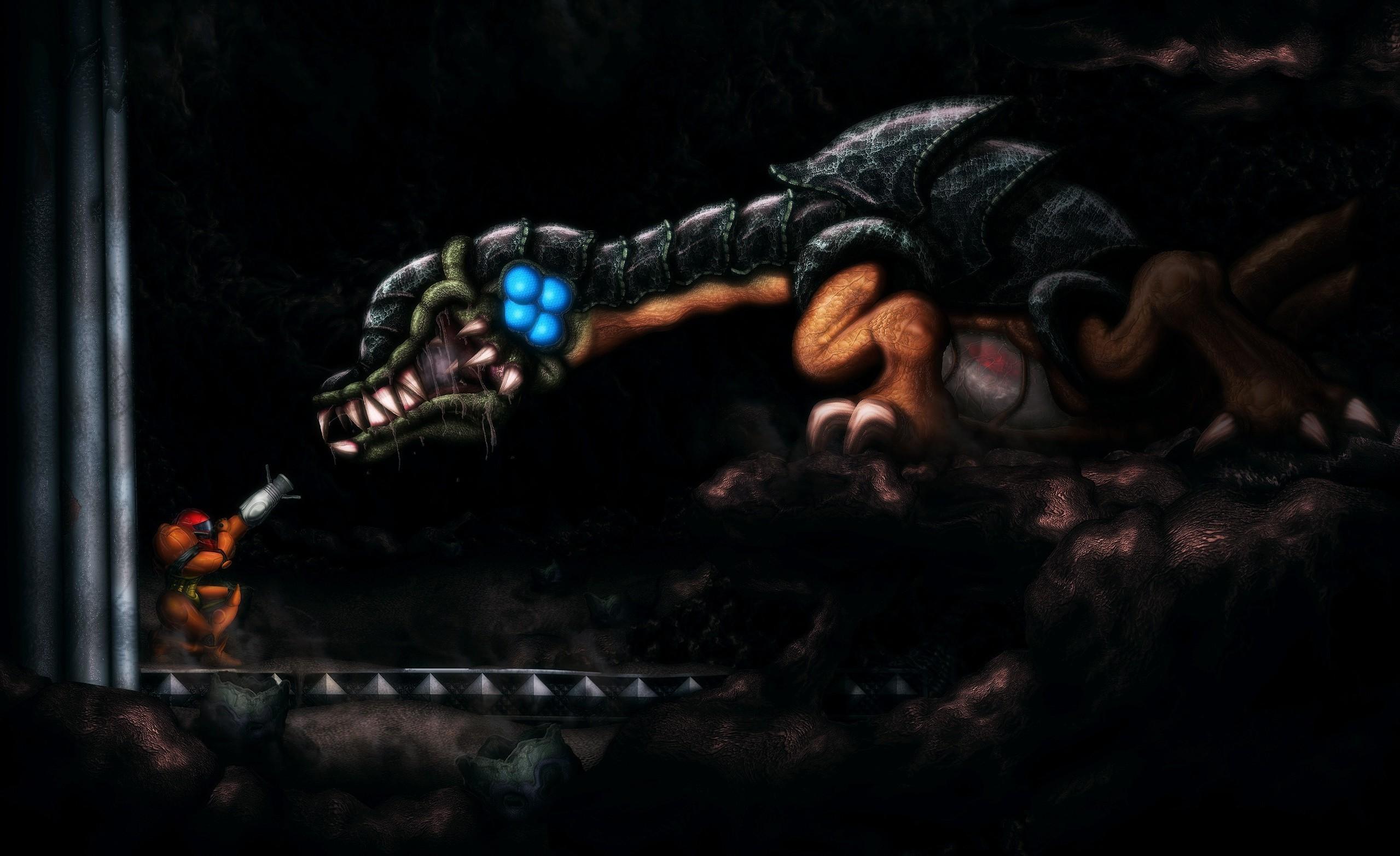 video Games, Samus Aran, Metroid, Artwork Wallpapers HD / Desktop and  Mobile Backgrounds