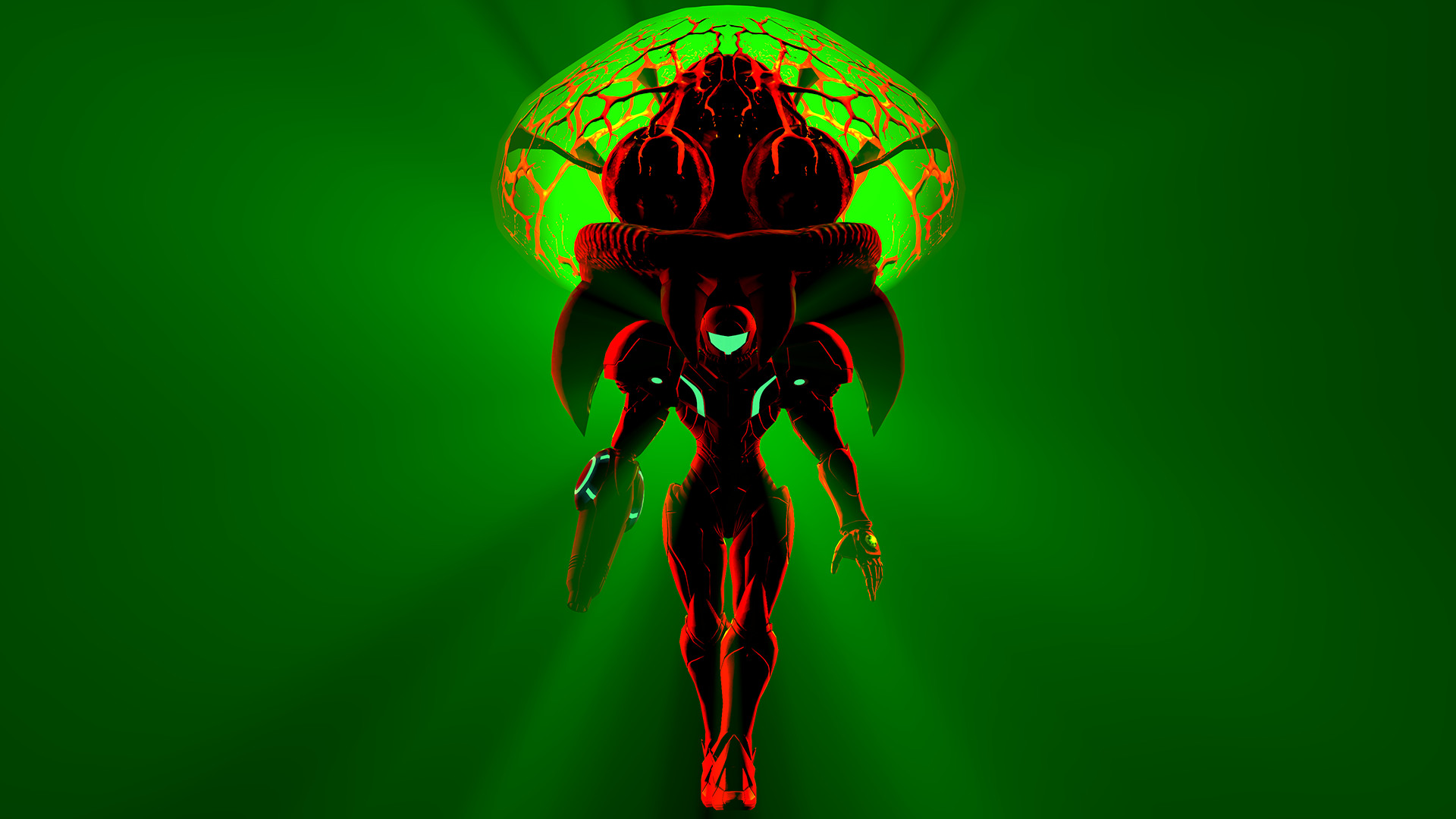 Metroid HD Wallpapers and Backgrounds