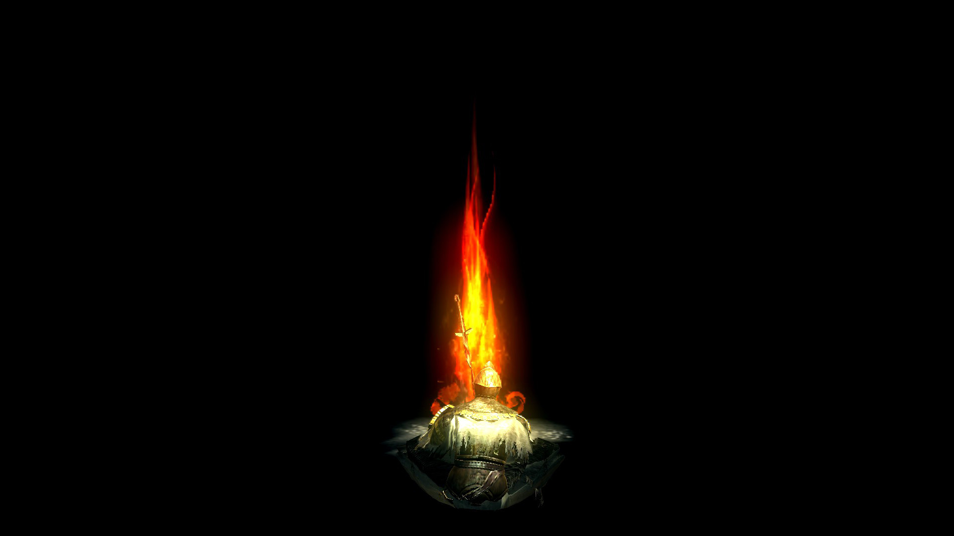 Animated <b>bonfire</b> GIF background for Mobile Phone : <