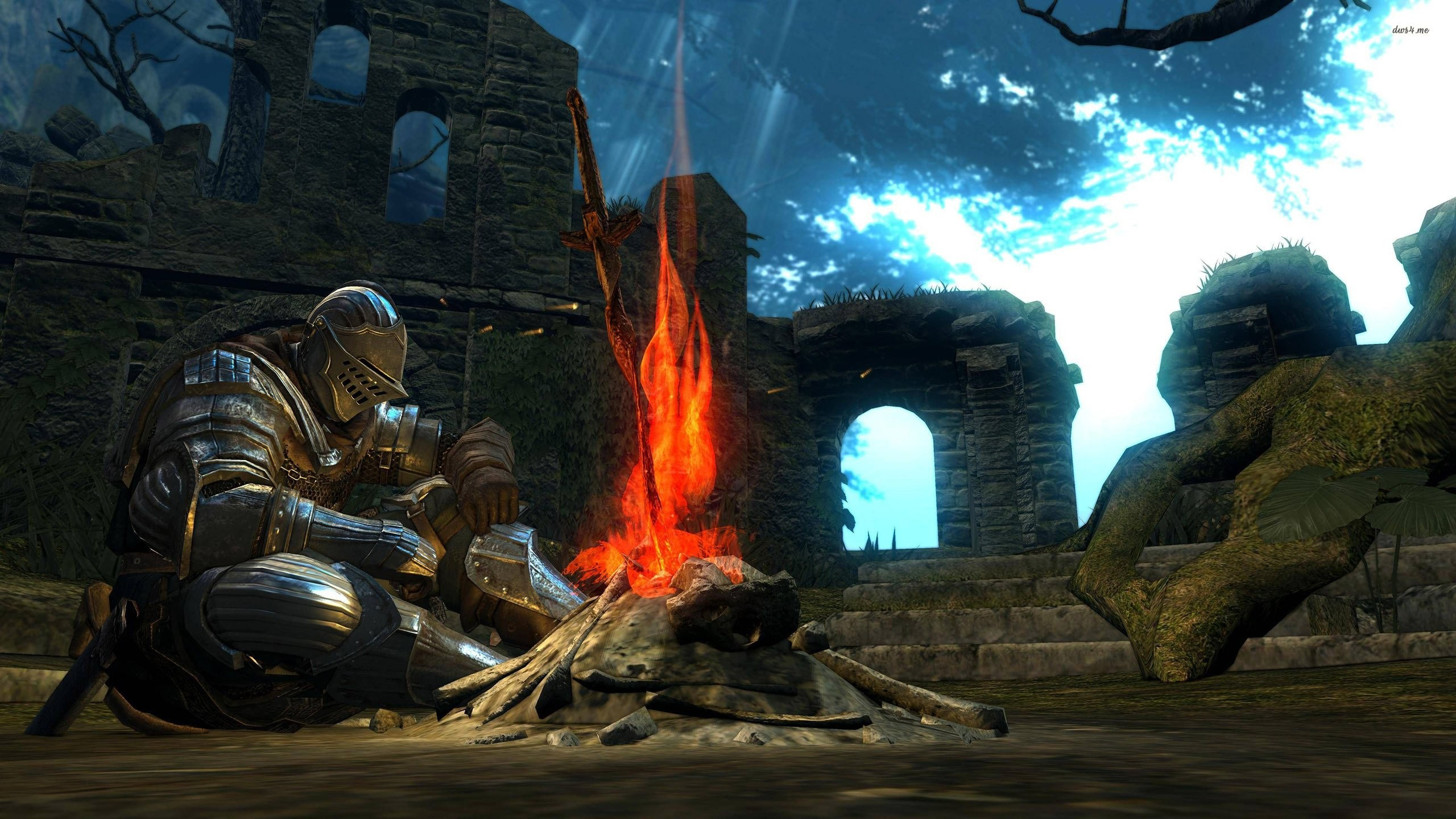 Dark Souls Bonfire 856984