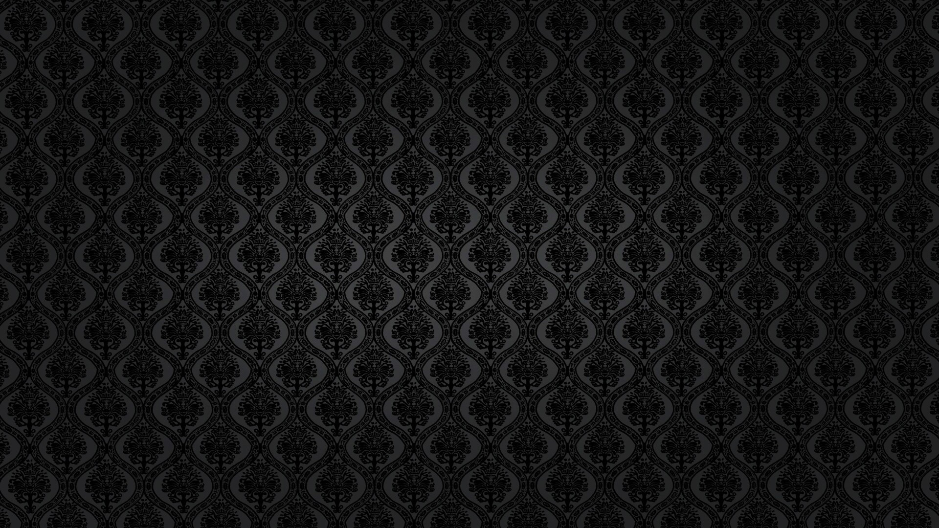 Wallpaper texture, circles, black, dark