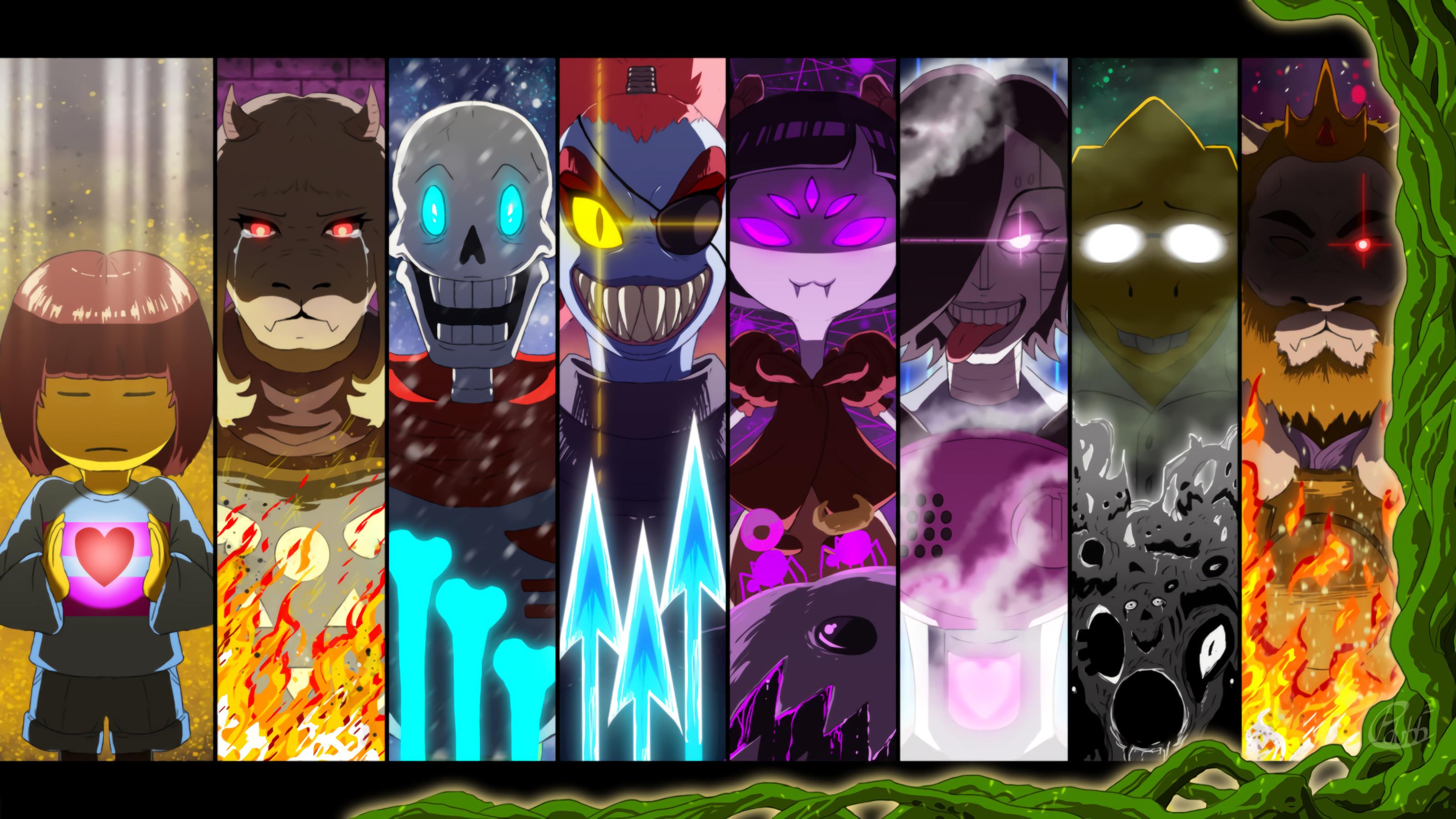 HD Wallpaper | Background ID:731380. Video Game Undertale