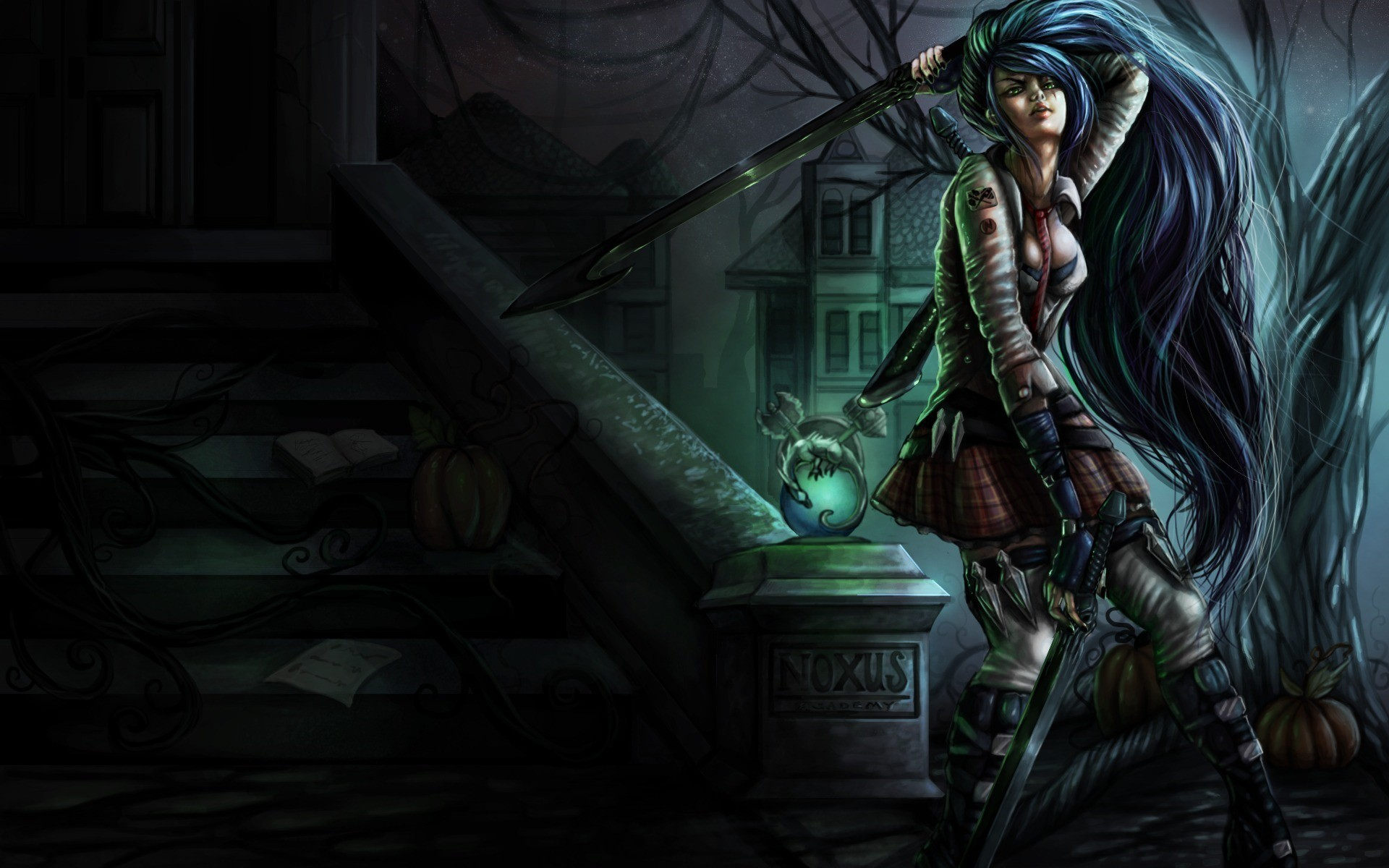 League of Legends Wallpaper HD Game Background Games