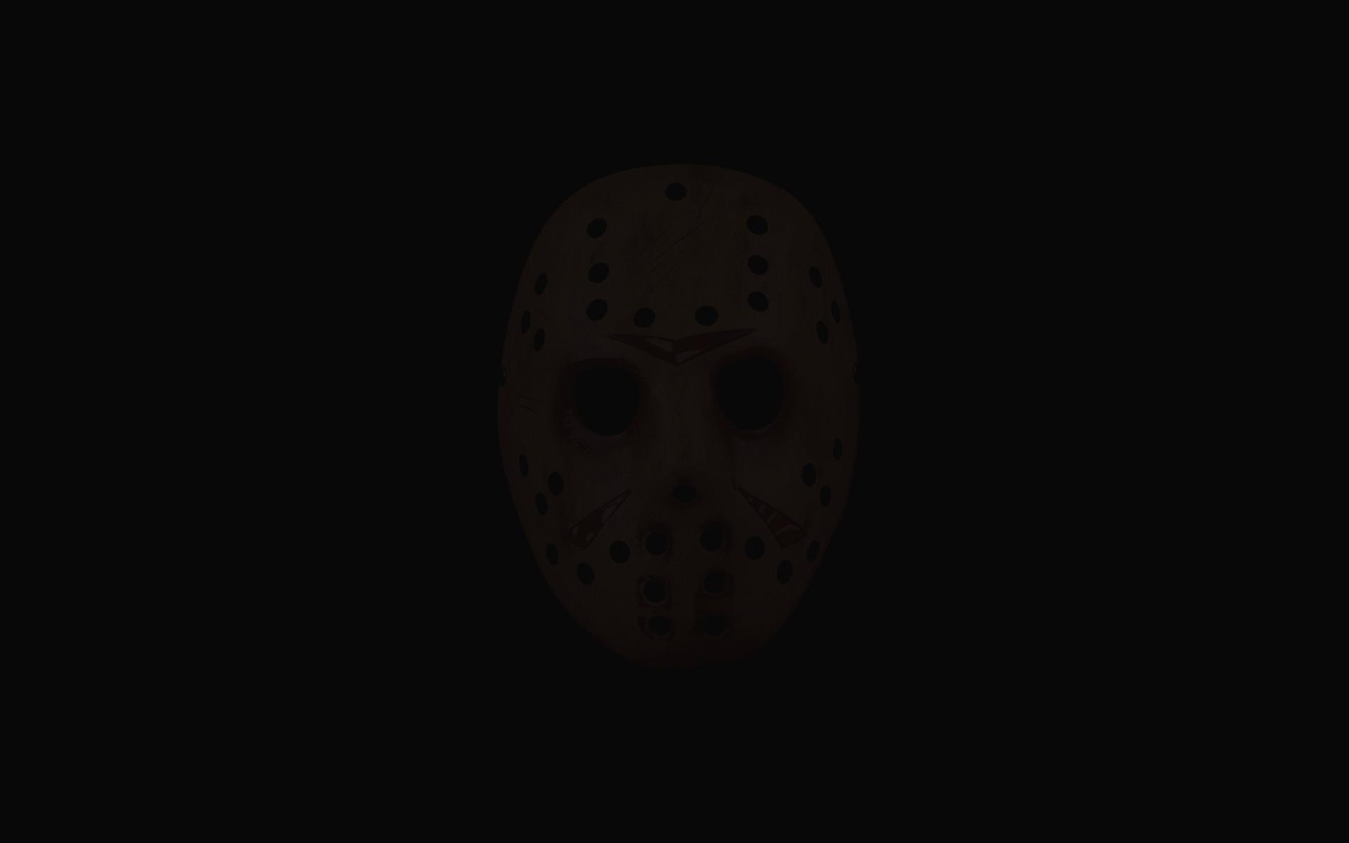 Animated Jason Mask