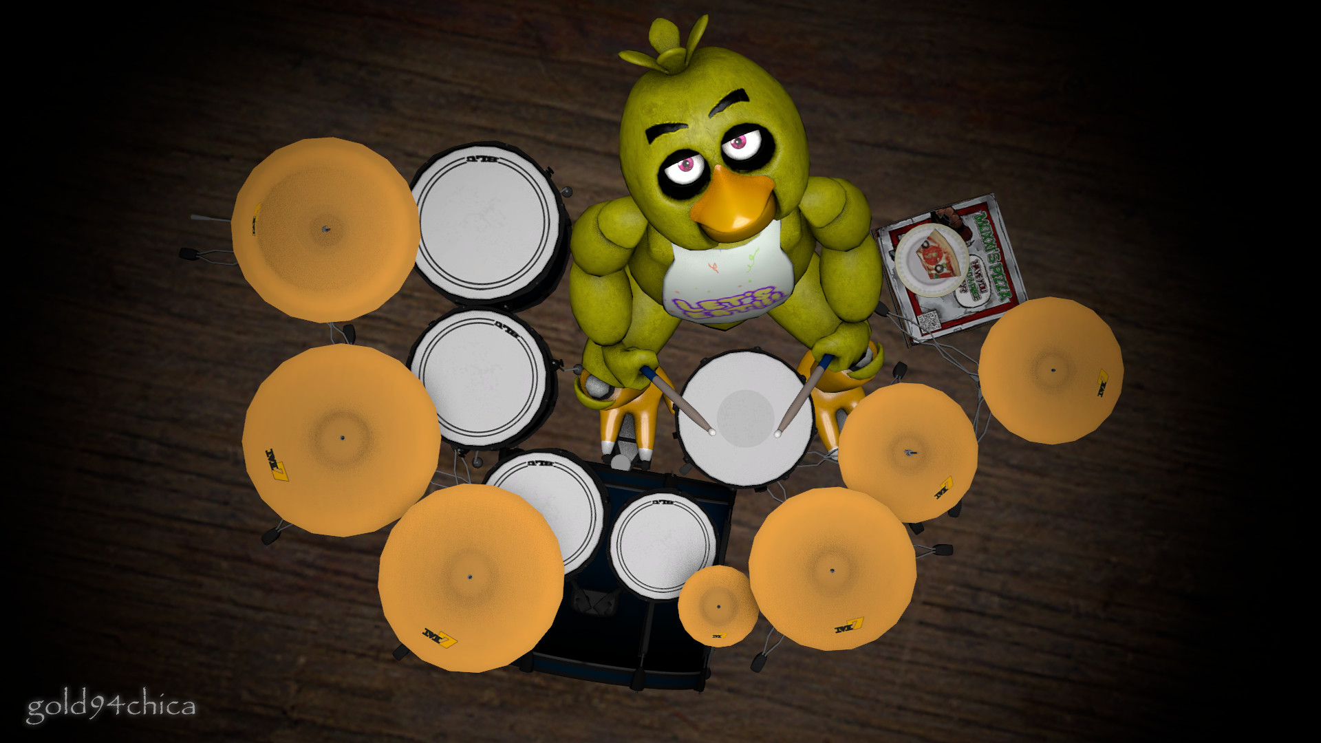 Five Nights At Freddy's favourites by CloudSorcerer28 on DeviantArt