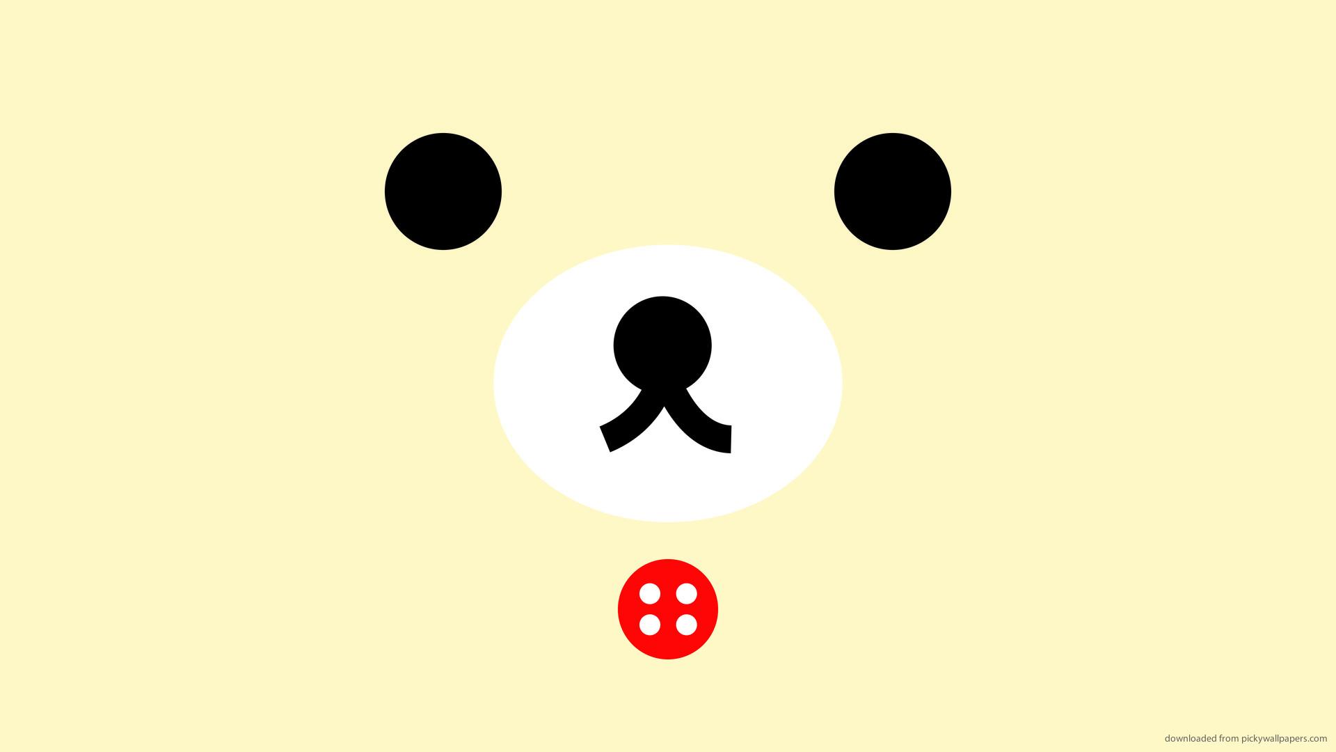Rilakkuma Red Button picture