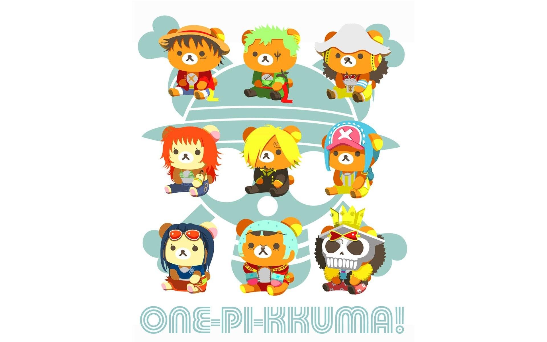 One Piece (anime) Rilakkuma wallpaper     264622   WallpaperUP