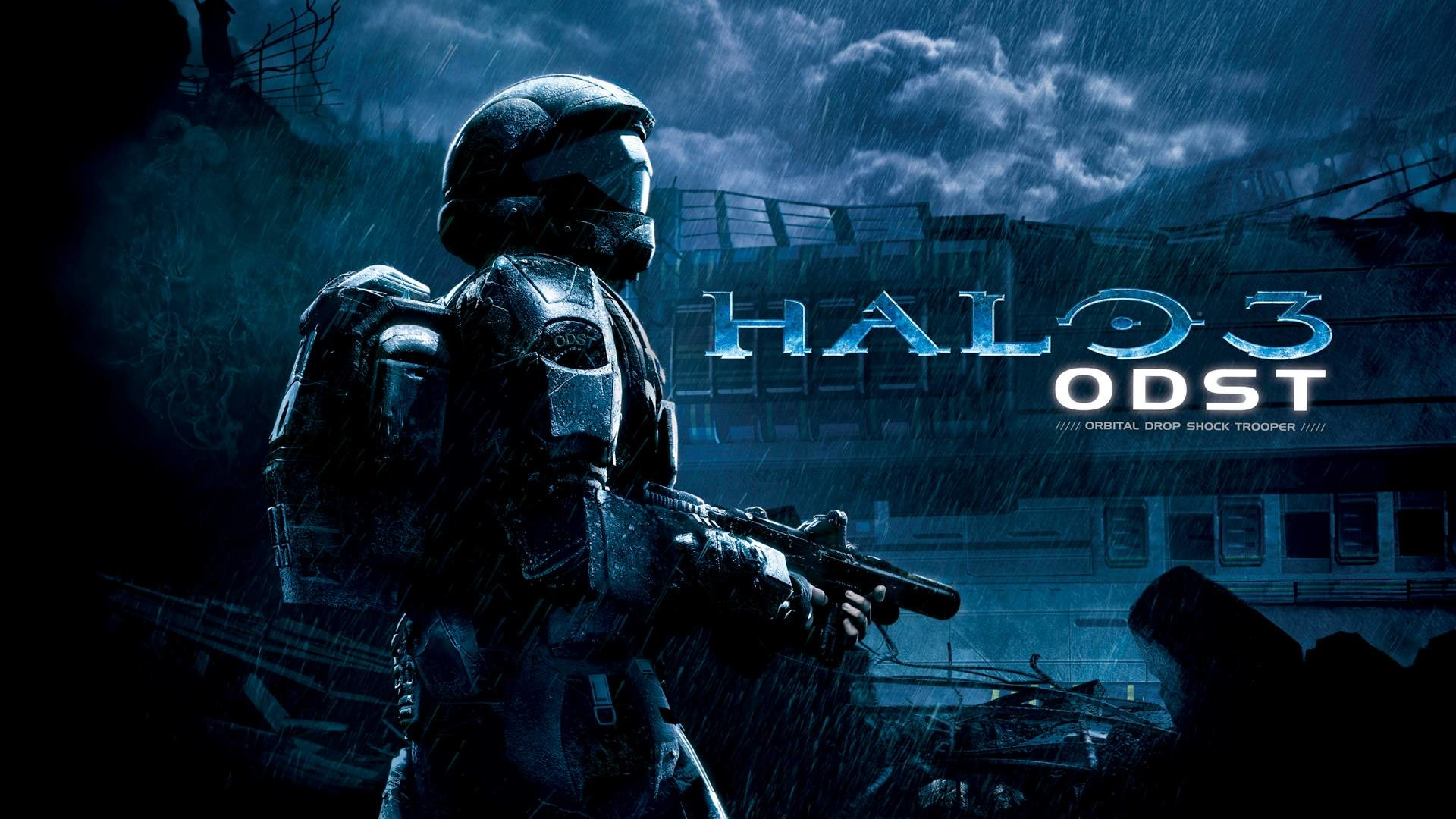 Wallpapers For > Halo 3 Odst Wallpaper 1920×1080