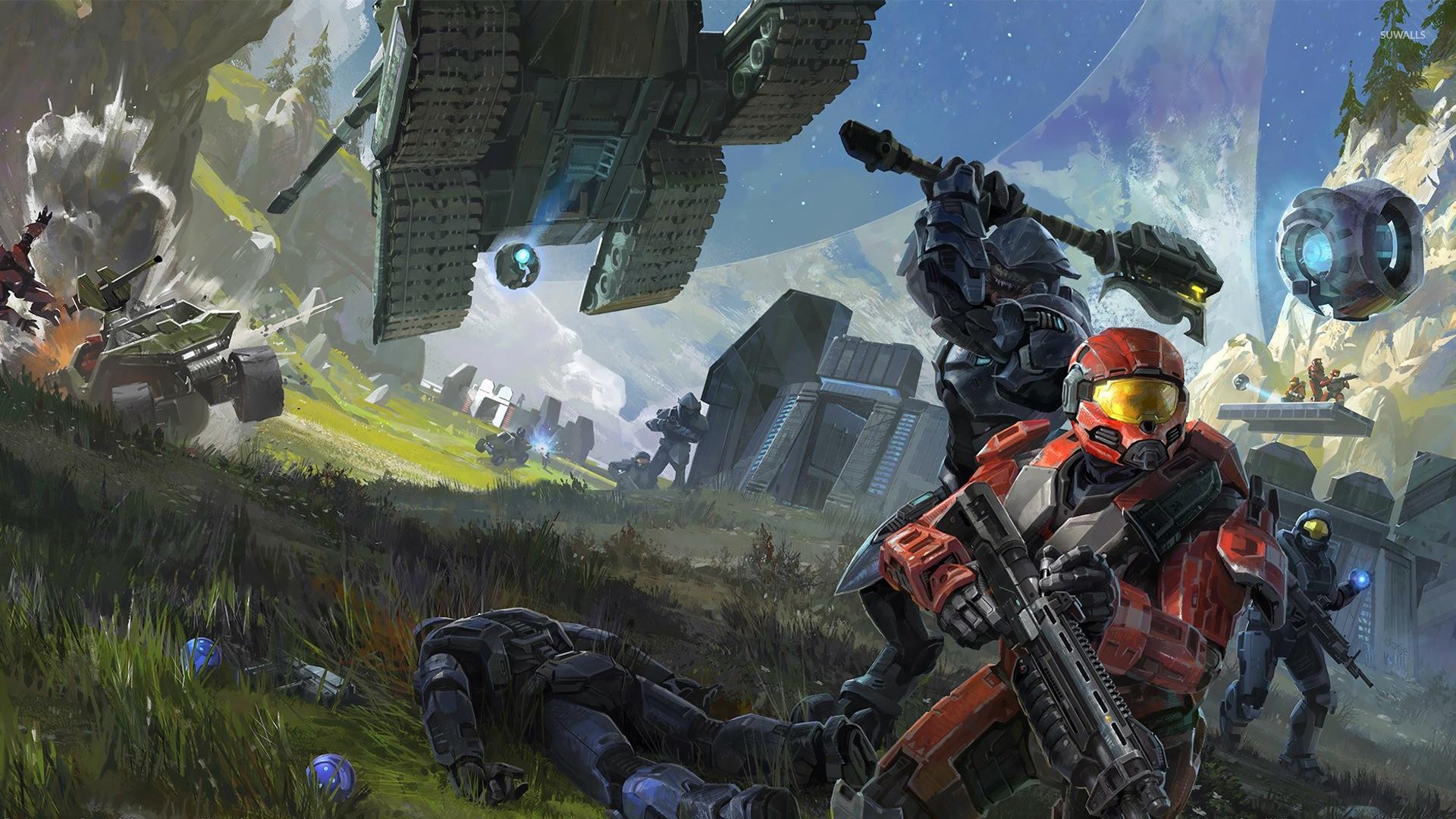 Halo: Reach [2] wallpaper jpg