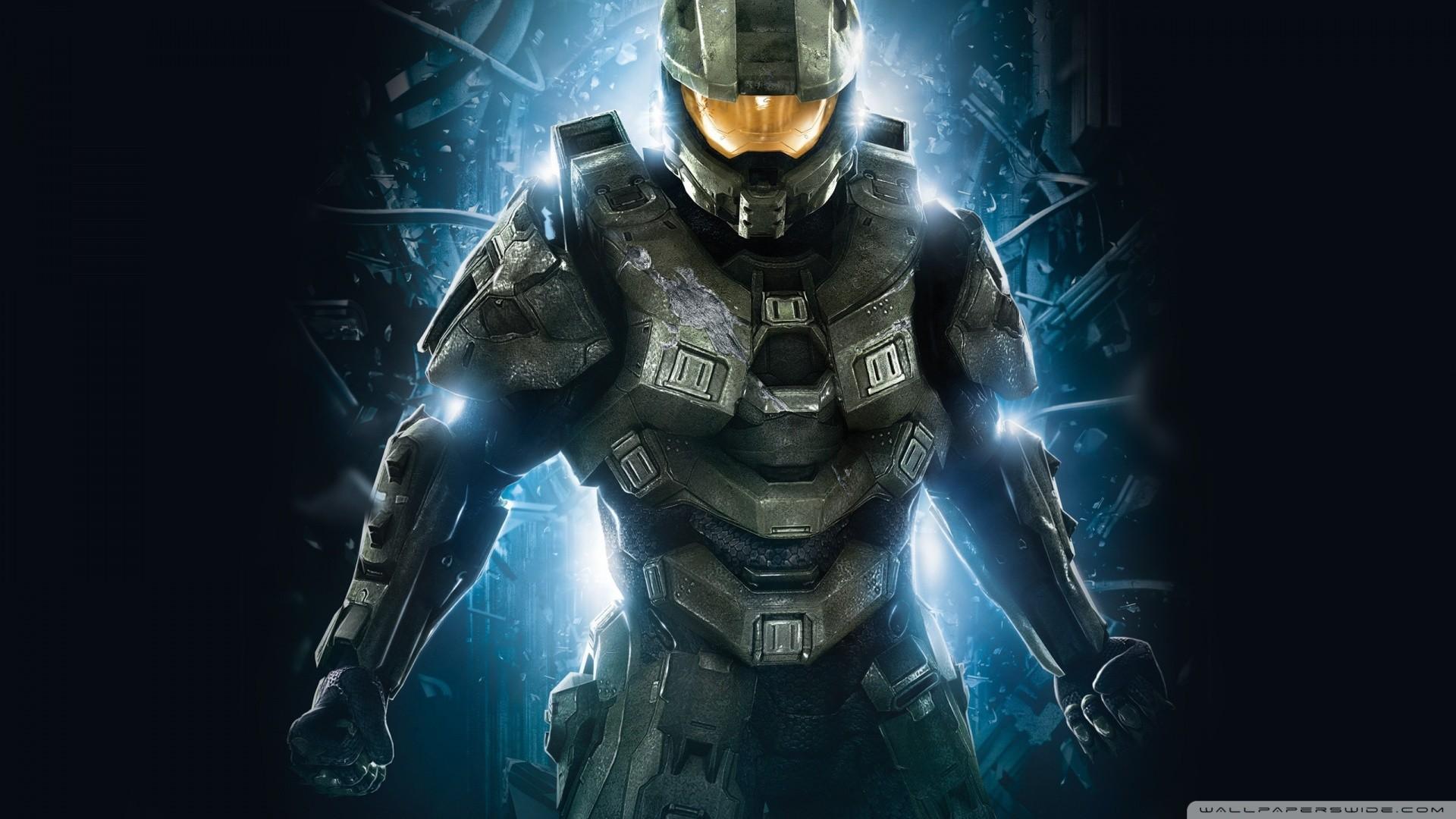 Halo 4 Master Chief HD desktop wallpaper : High Definition .