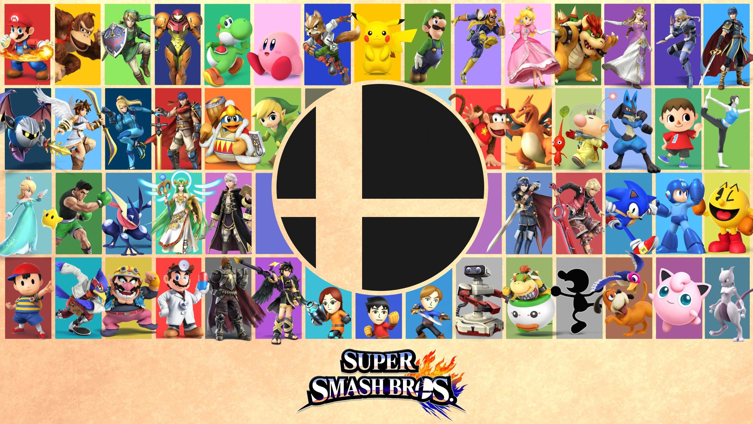 82 Smash Bros Iphone