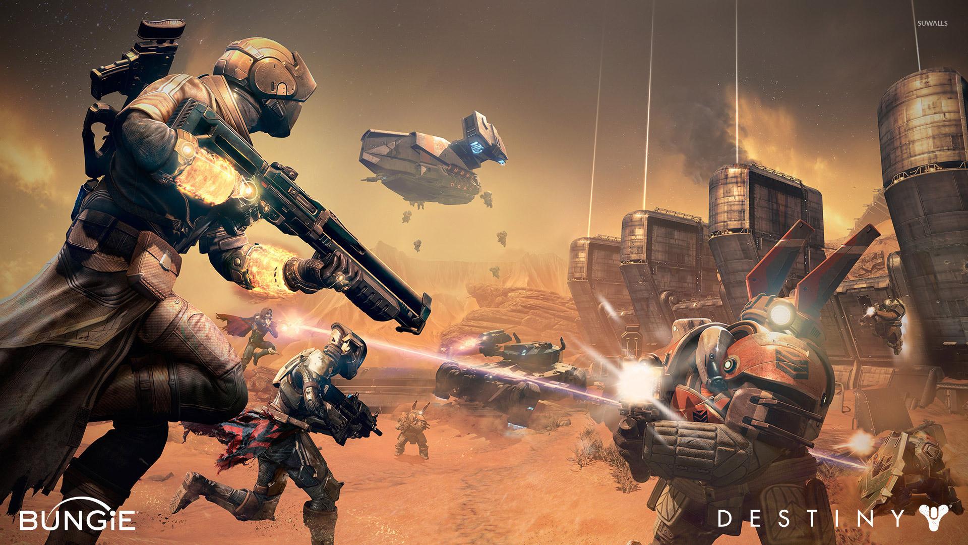 Destiny [13] wallpaper jpg