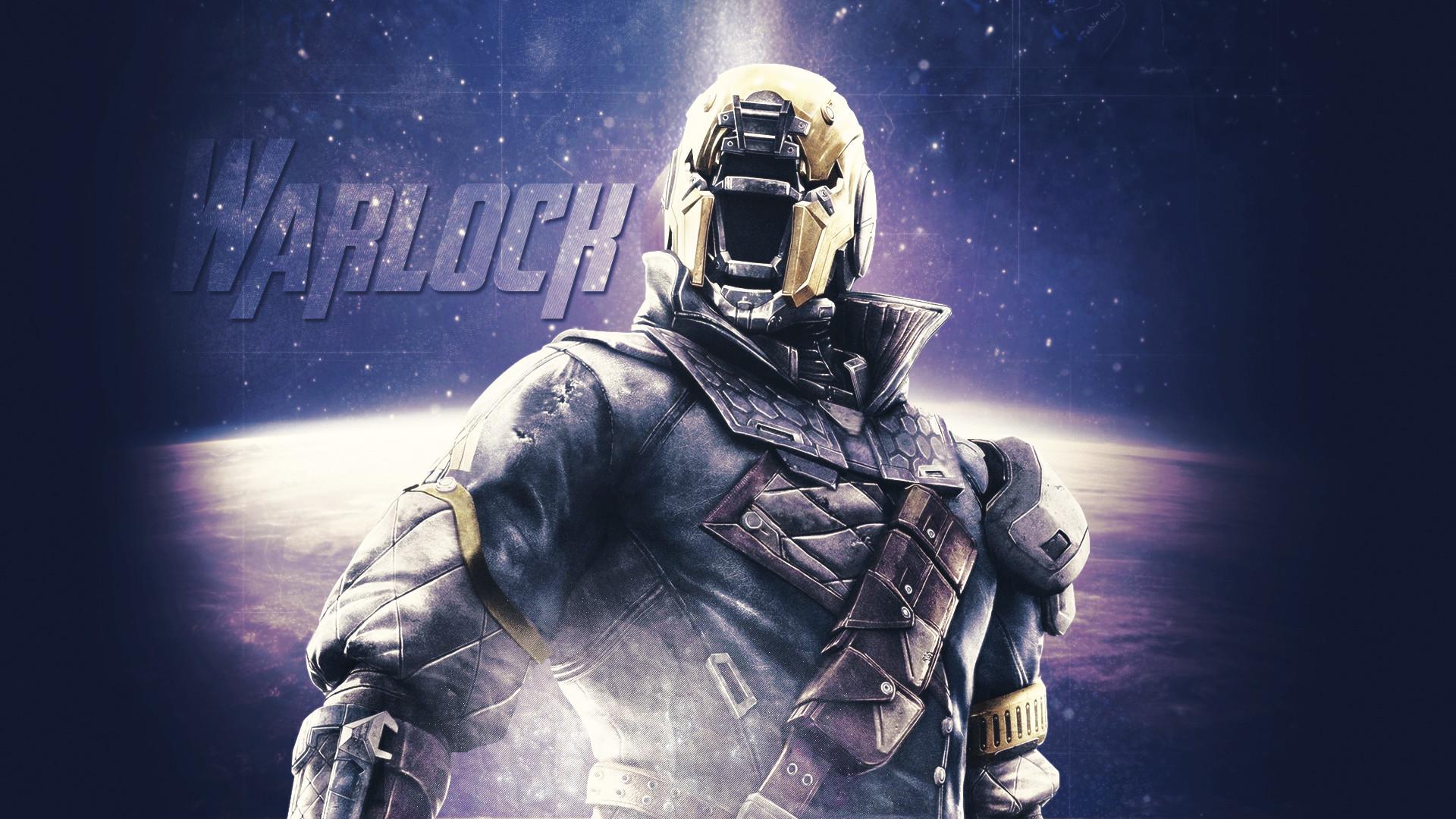 <b>Warlock Destiny Wallpaper</b> 1080P