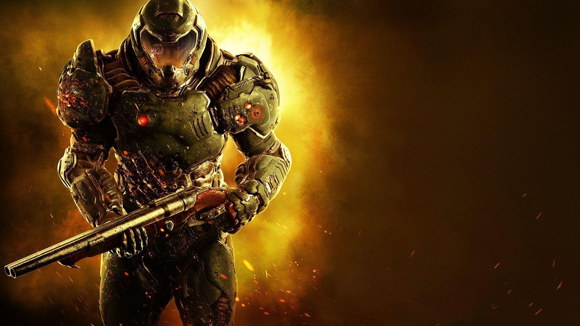 Doom Game HD