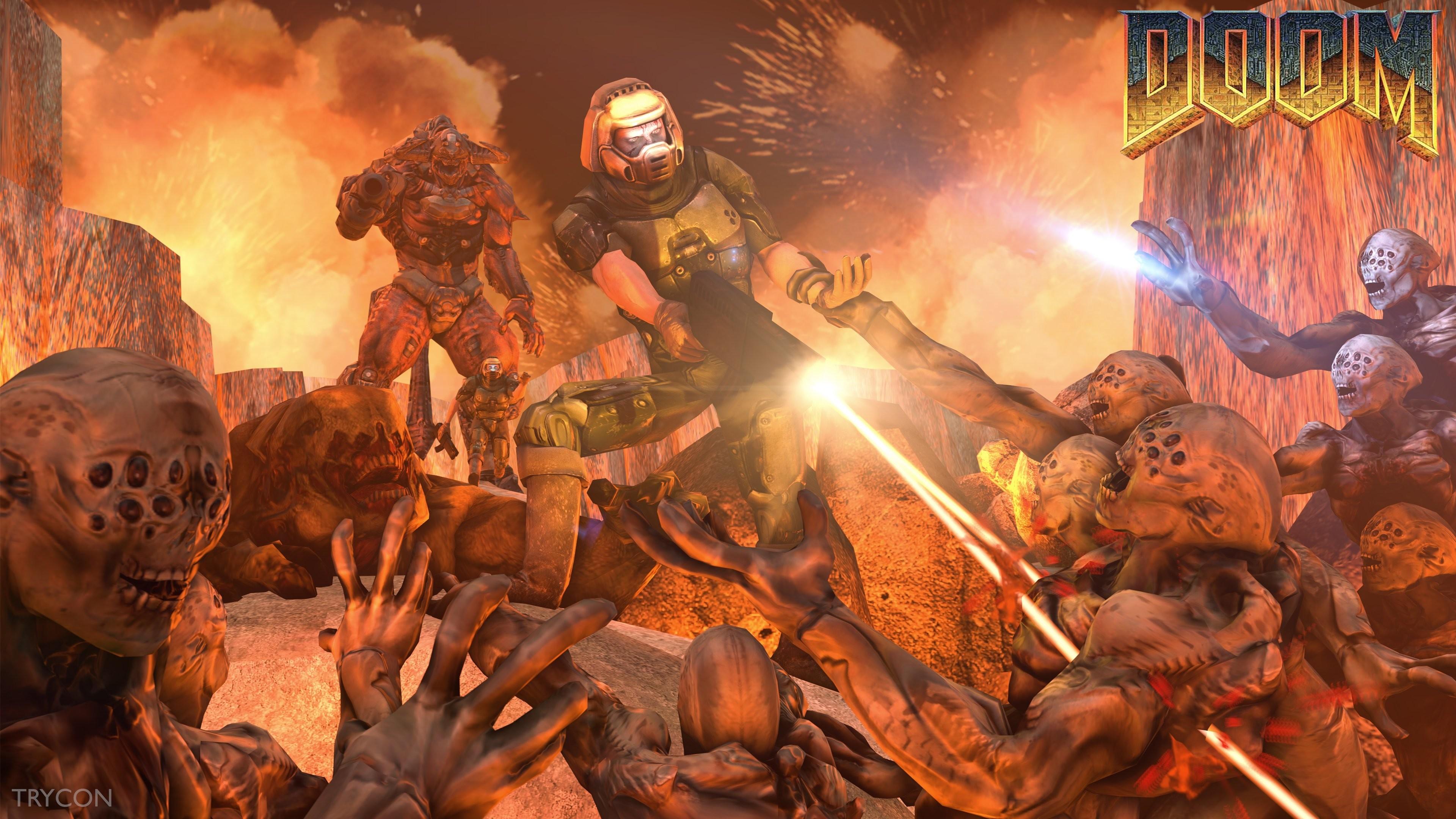 Best Game Doom Wallpaper #31149 Wallpaper | Download HD Wallpaper