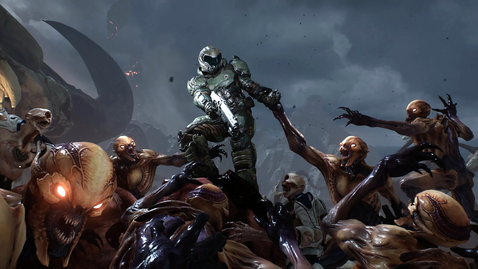 … games shooter first; 34 doom 4 wallpapers top ranked doom 4 wallpapers  pc dpw25 hd …
