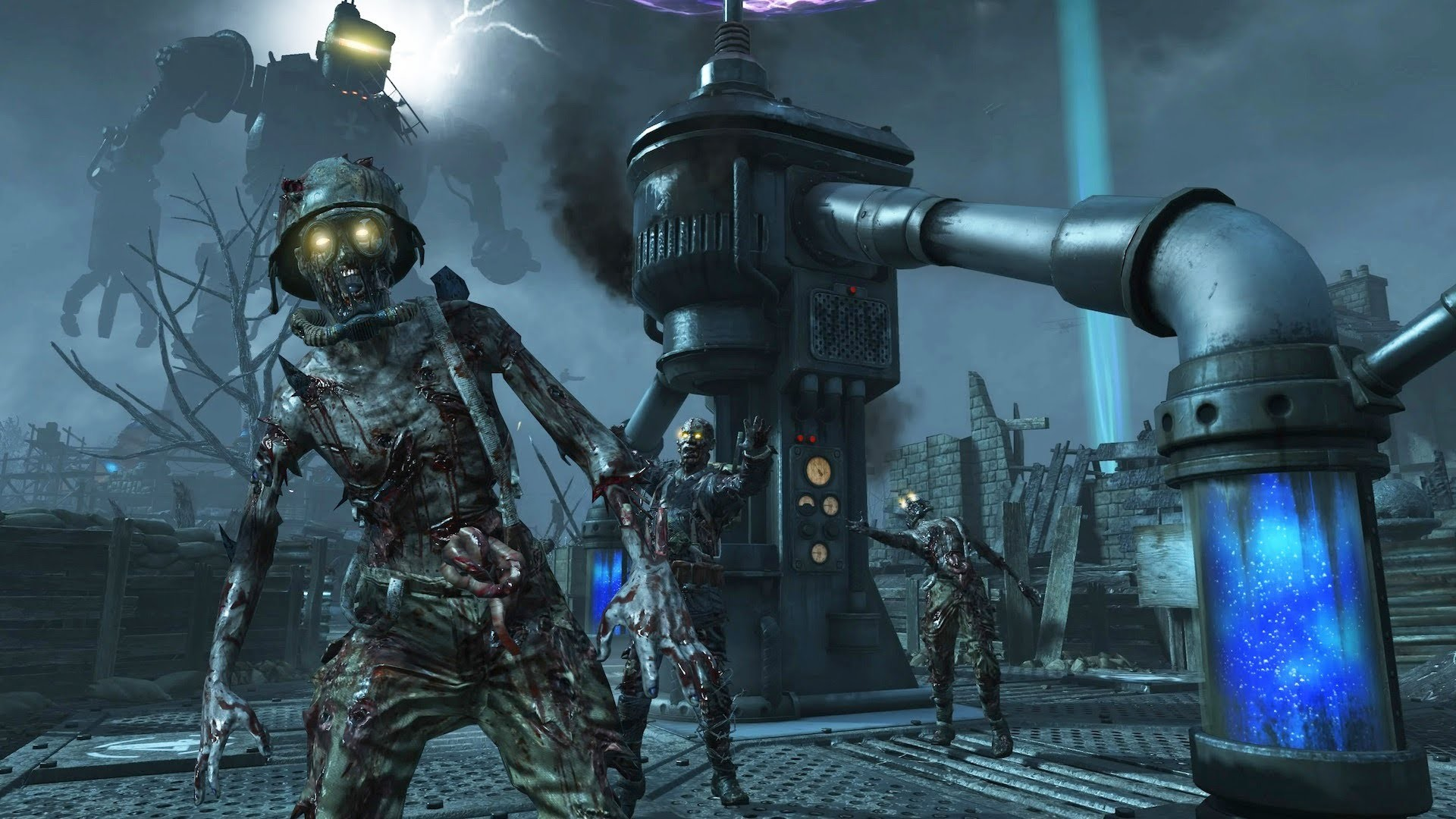 Black Ops 2 Zombie | ORIGINS Secret – YouTube