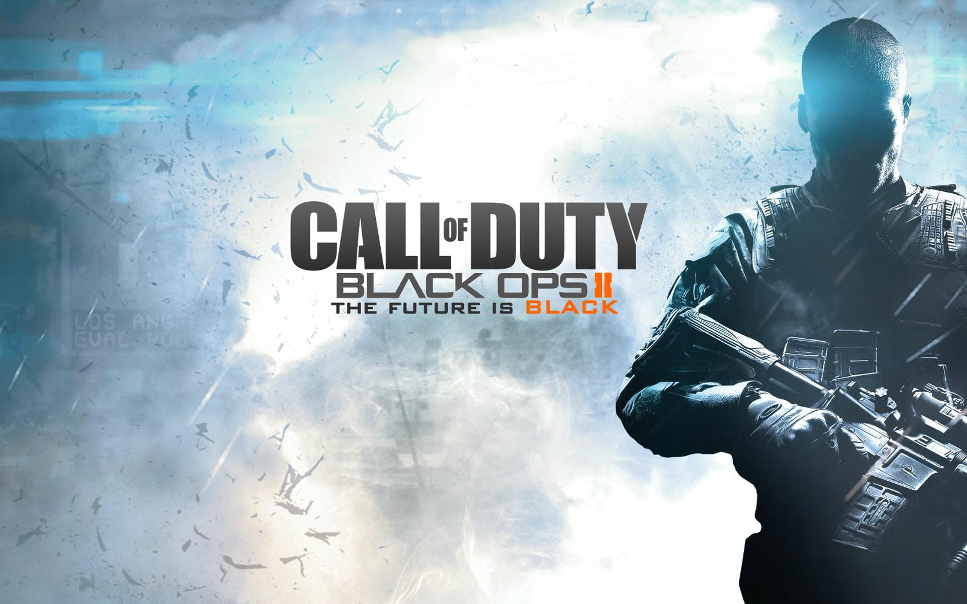 Black Ops 2 Origins HD Desktop Wallpaper