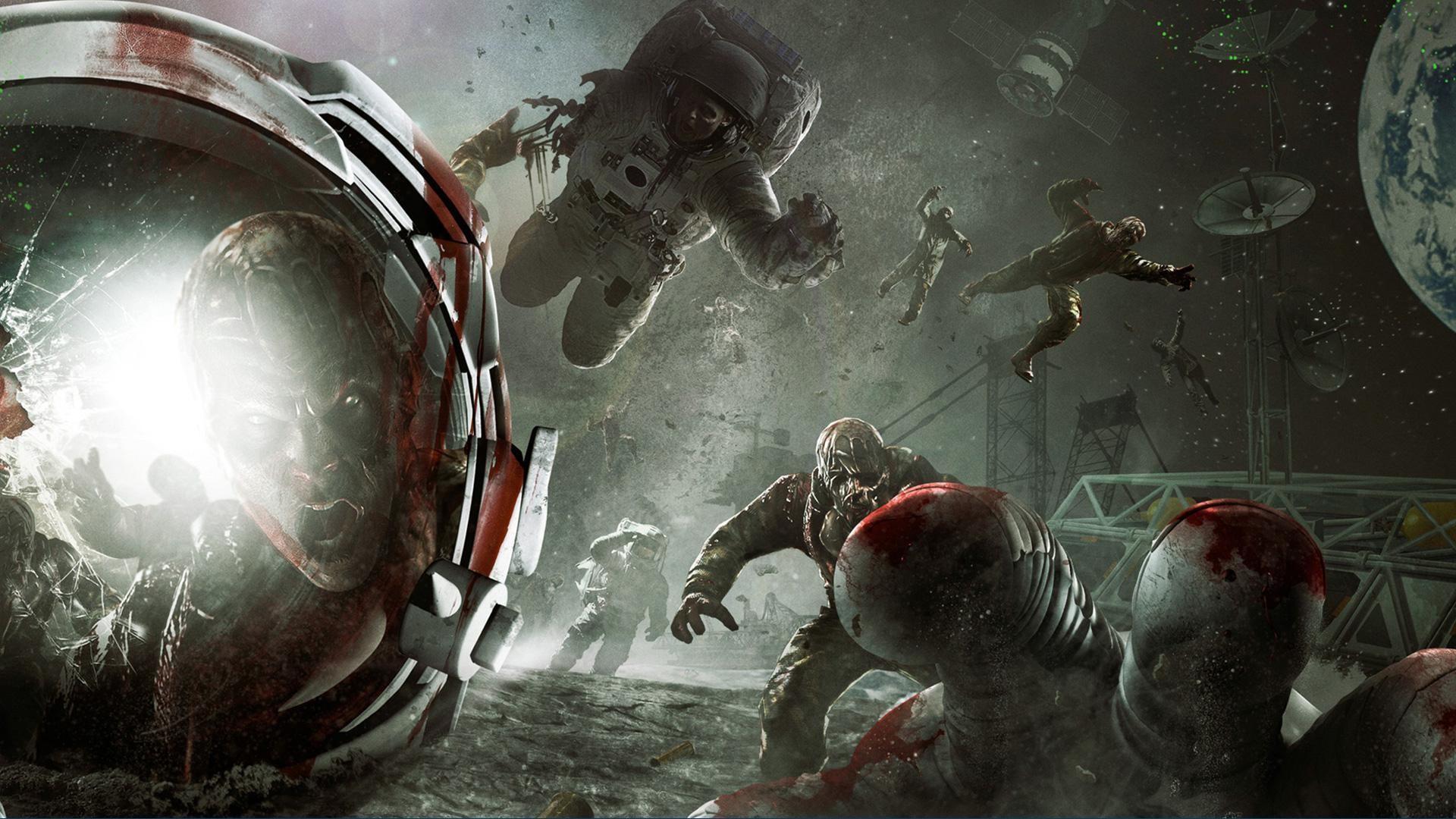 black ops zombies wallpaper