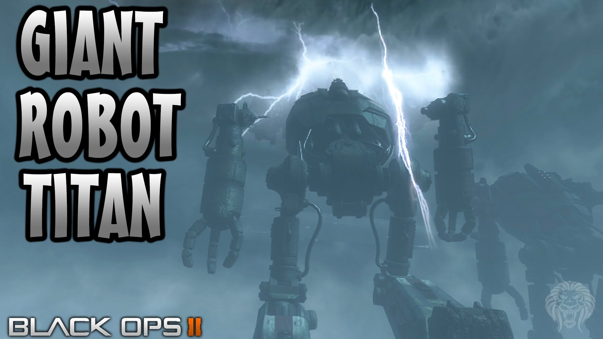 ORIGINS ZOMBIES: Can You Destroy the Giant Metal Robots? (COD Black Ops 2  Zombies) – YouTube