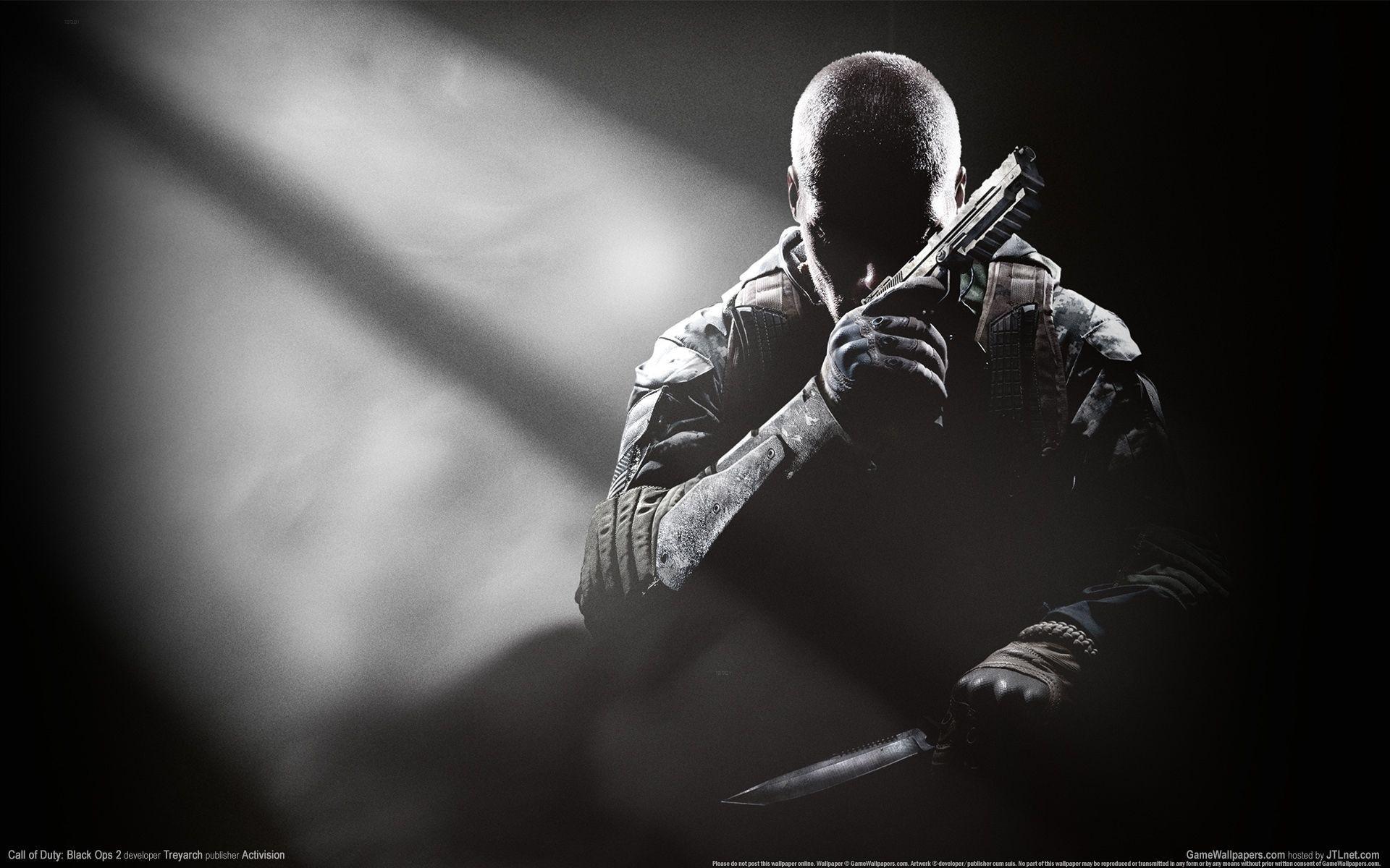 Call Duty: Black Ops II