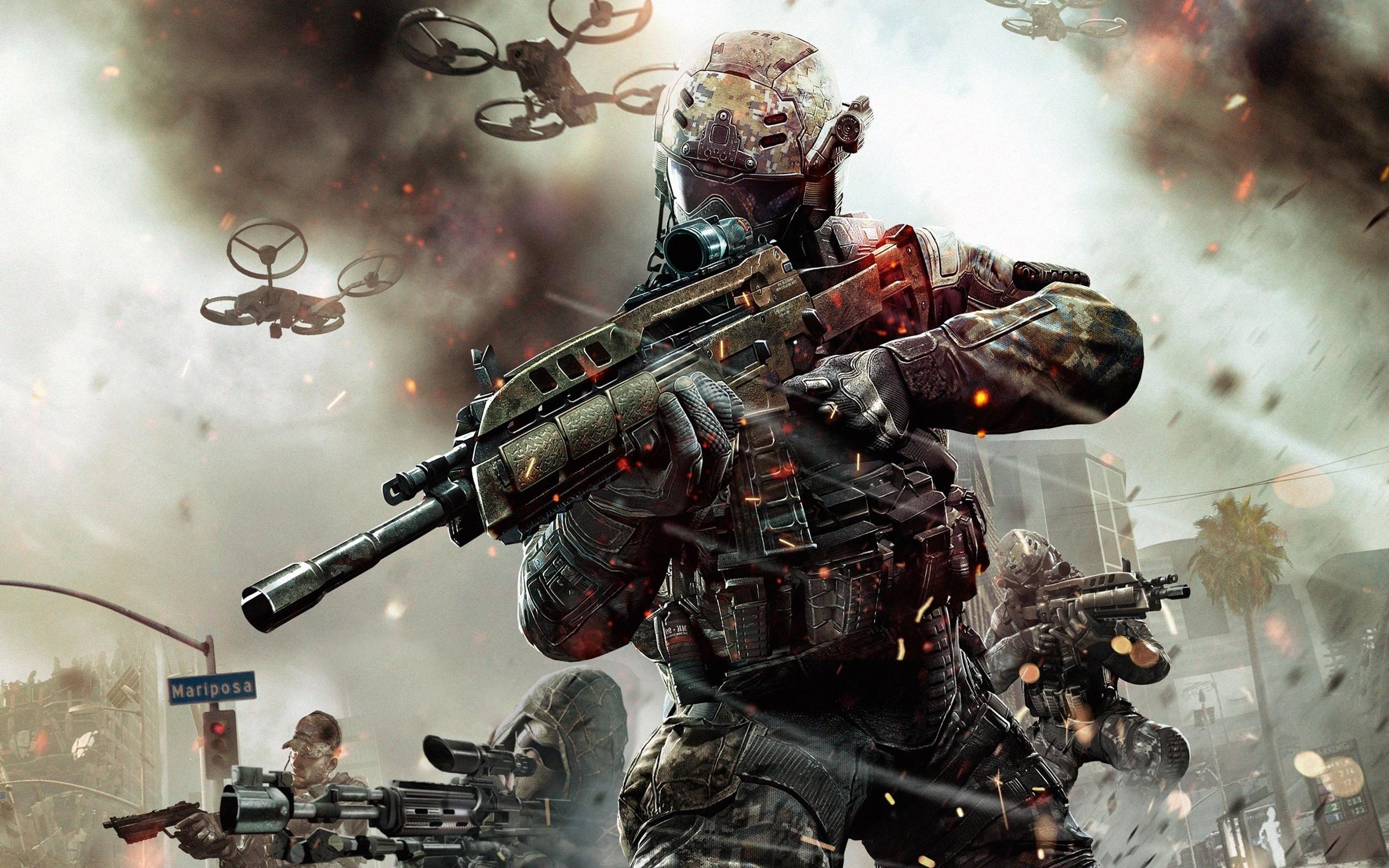 black ops 2 | Call Of Duty Black Ops 2 Análisis + Yapa.