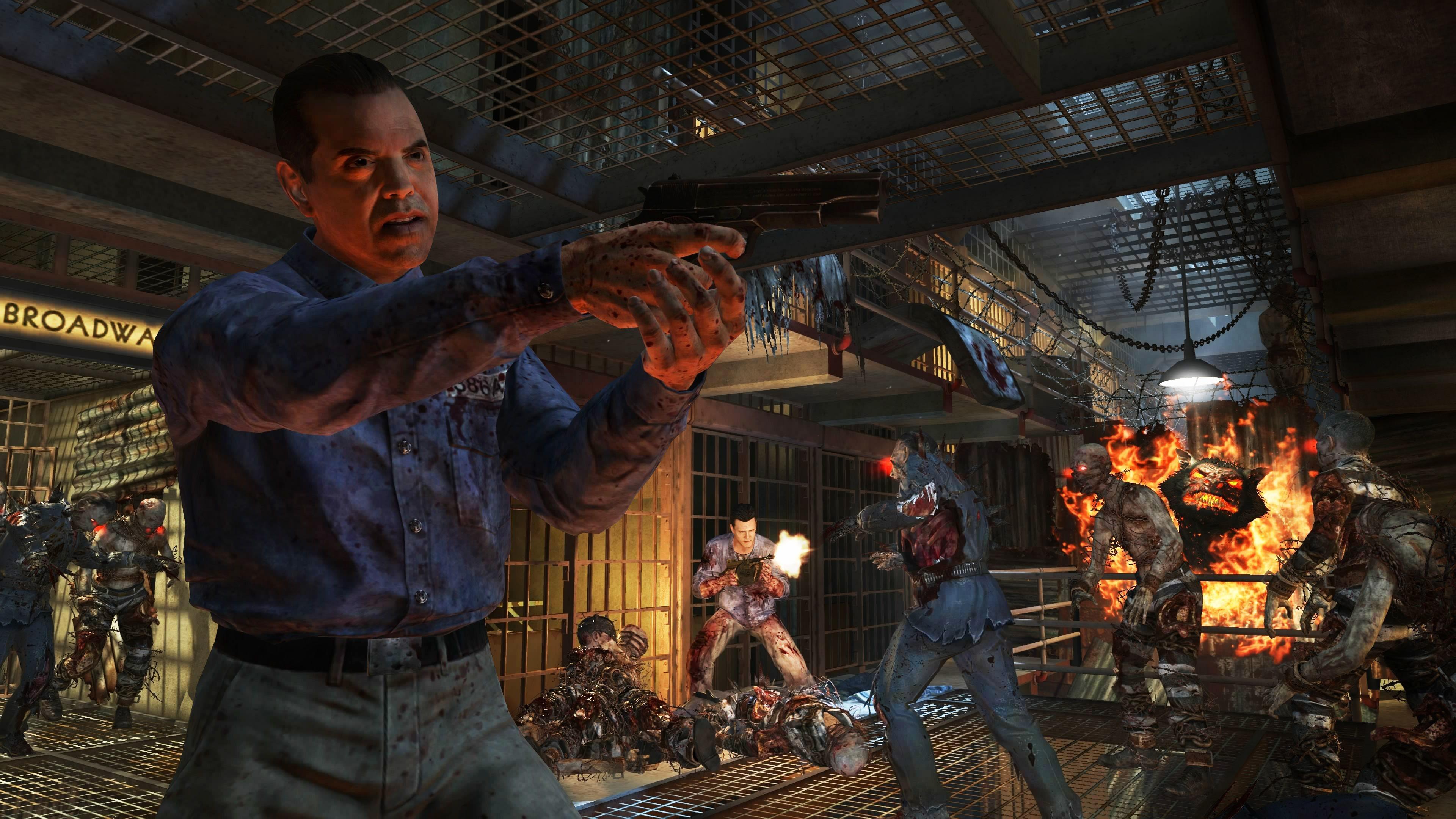 Call of duty black ops 2 zombies wallpaper | danasrfg.top