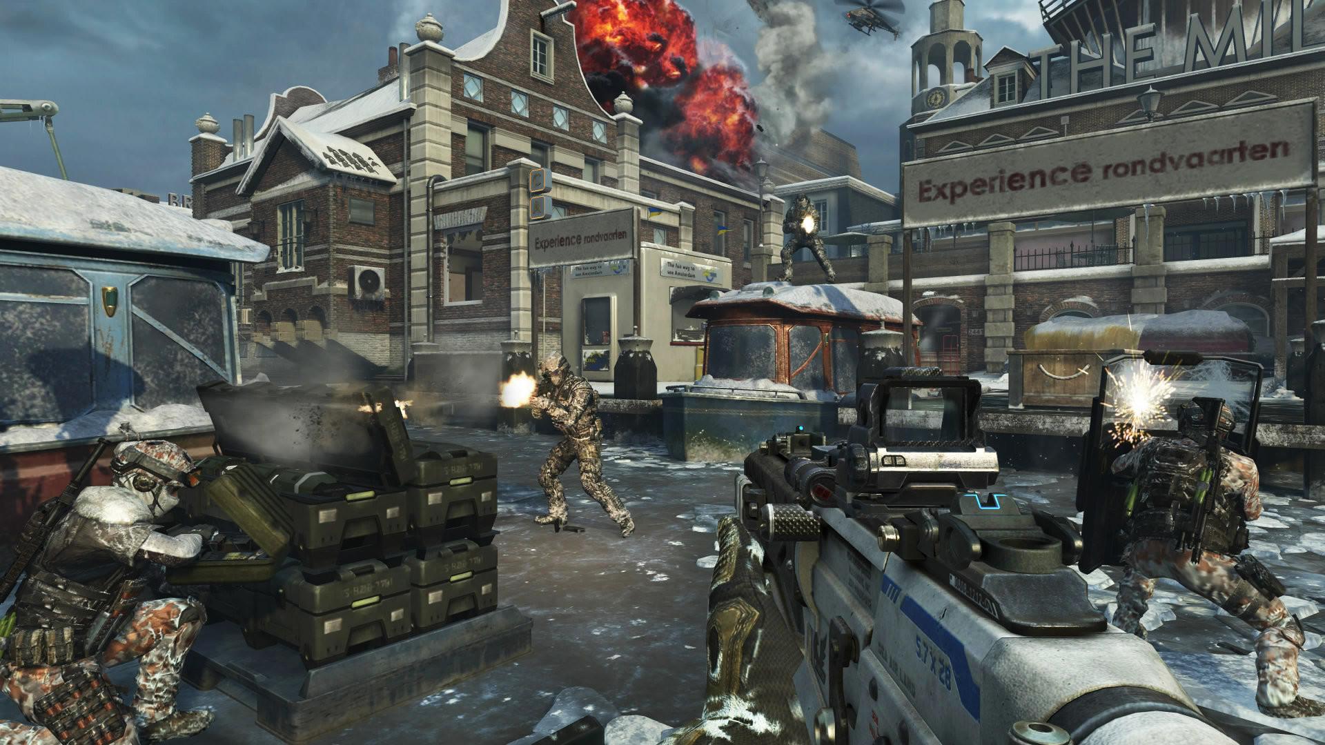 Call of Duty® Black Ops II Screenshot 11