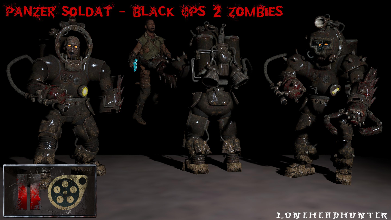 … Black Ops 2 ZM – Panzer Soldat [SFM] by Jacob-