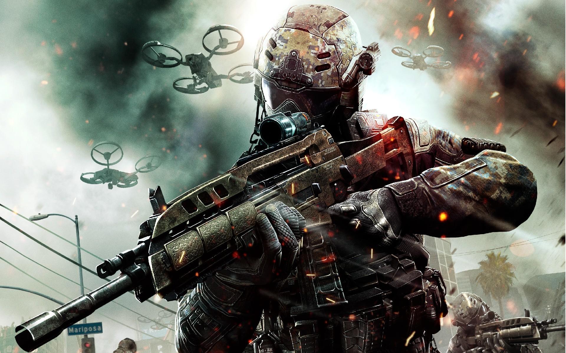 Call of Duty: Black Ops 2 hd wallpaper – https://www.